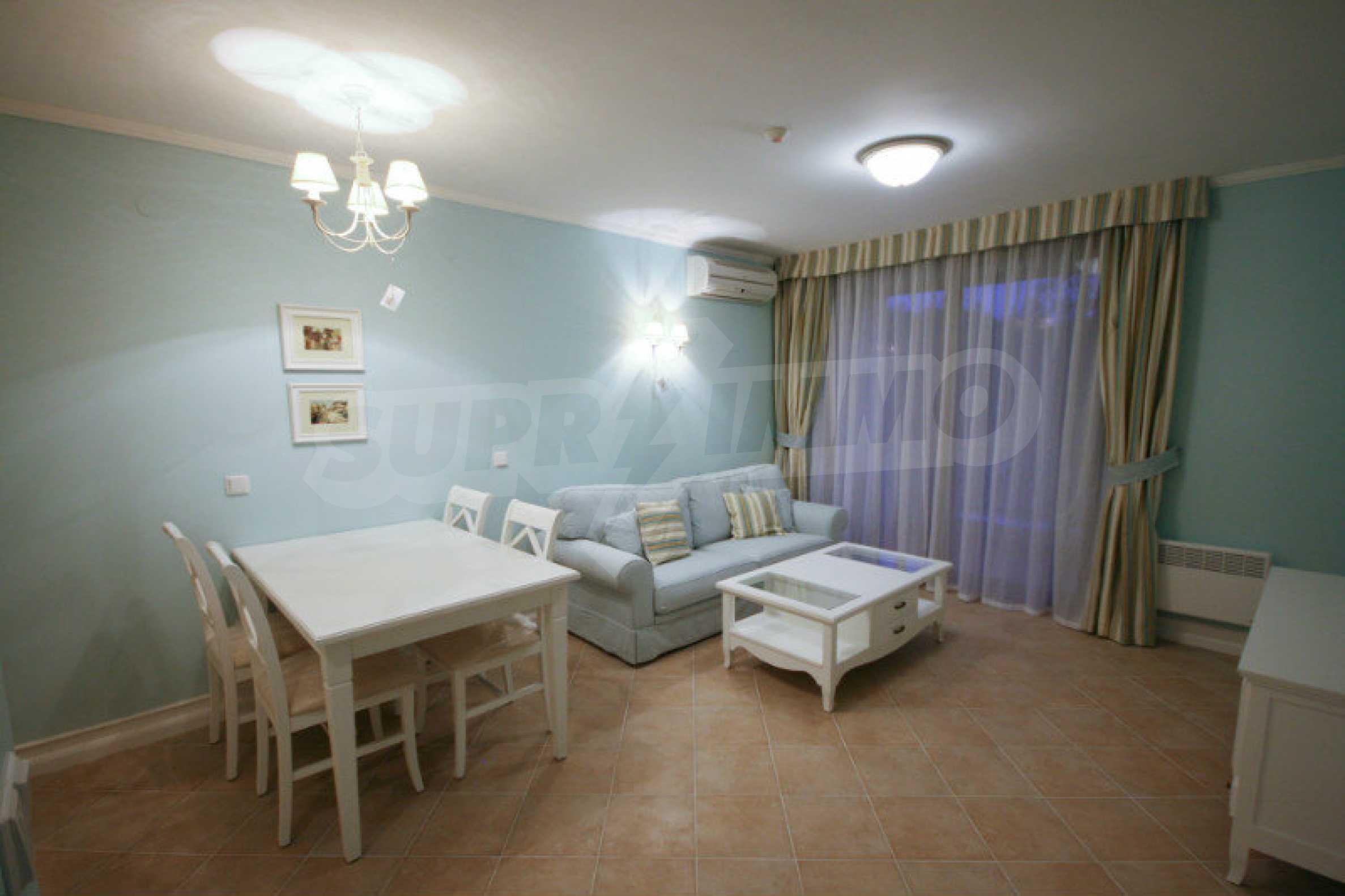 Künstlerisches Apartment in einem mediterranen Komplex 9