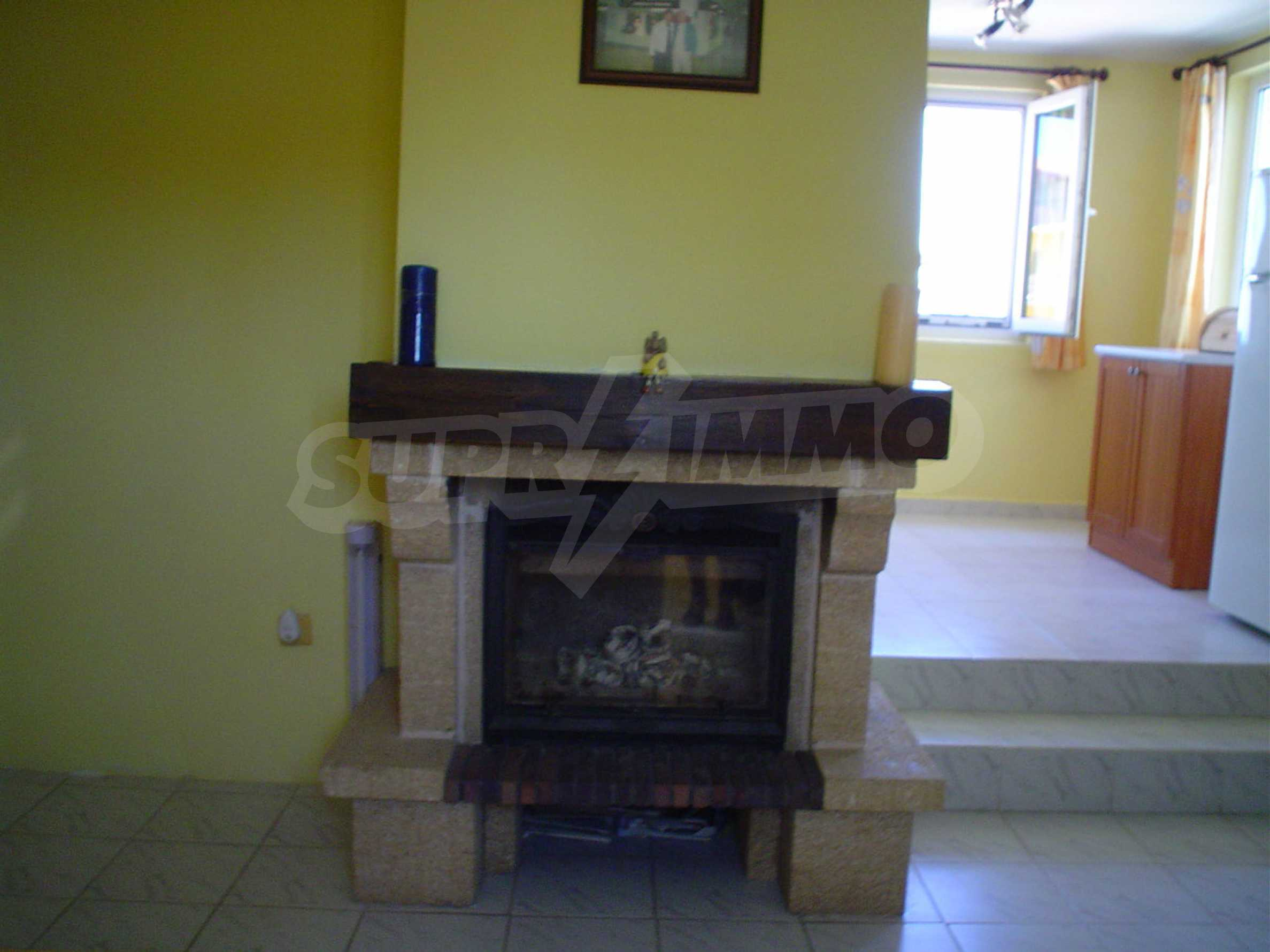 Nice guest house with pool and bar 15