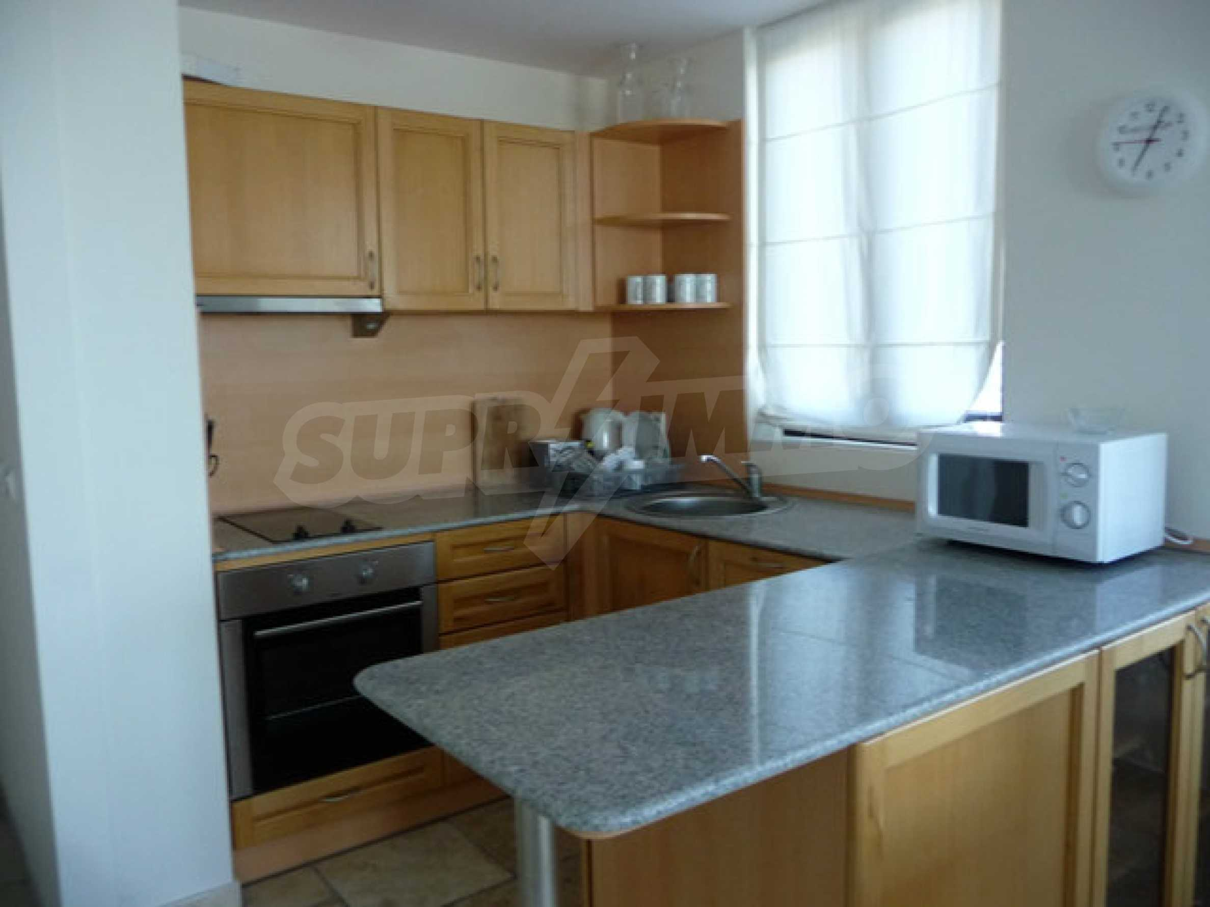 Large 2-bedroom apartment in Kaliakria complex 13