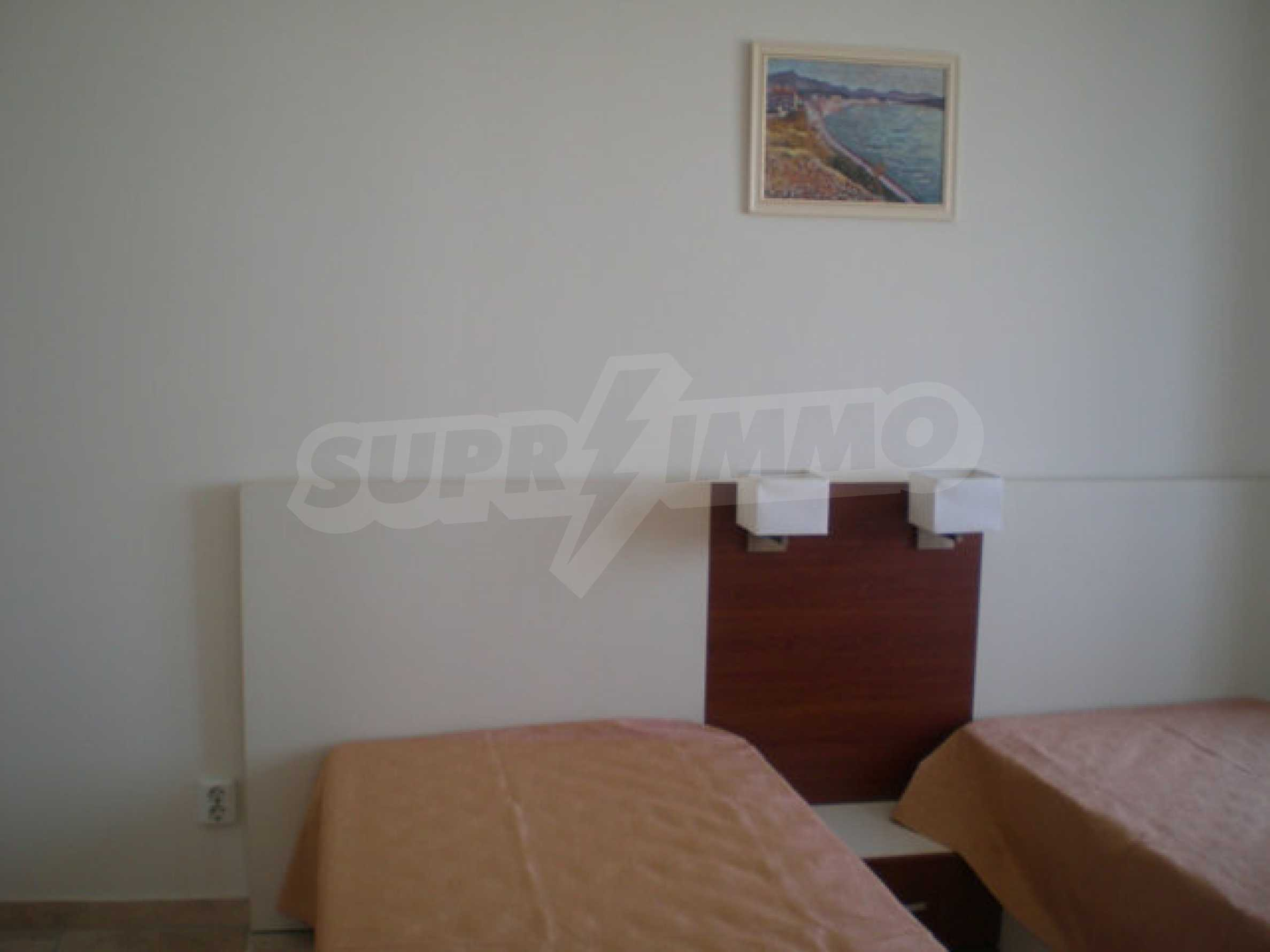Large 2-bedroom apartment in Kaliakria complex 16