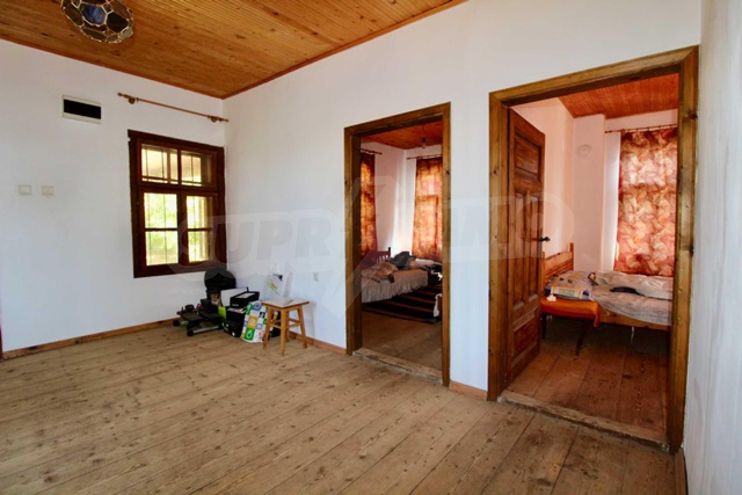 Schönes Wiederbelebungshaus, 17 km von Veliko Tarnovo entfernt 13