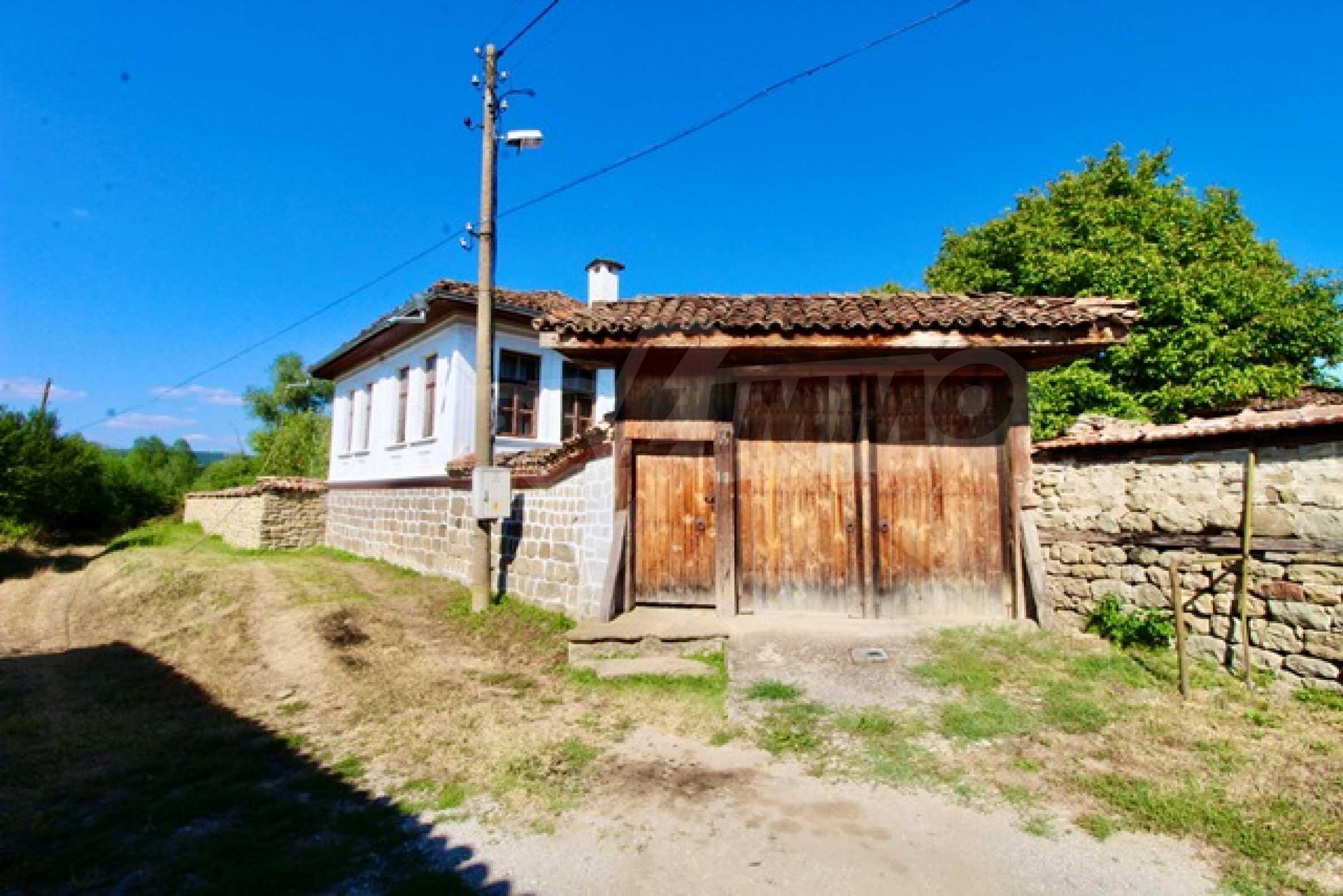 Schönes Wiederbelebungshaus, 17 km von Veliko Tarnovo entfernt 15