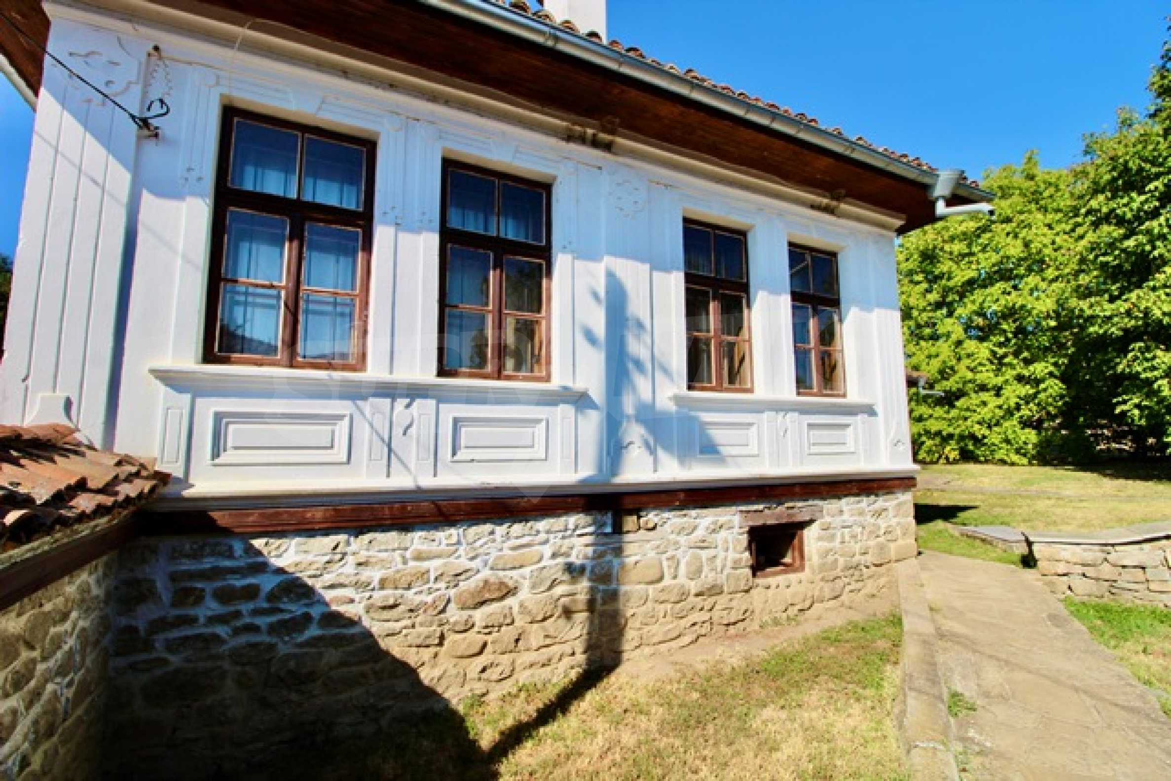 Schönes Wiederbelebungshaus, 17 km von Veliko Tarnovo entfernt 1