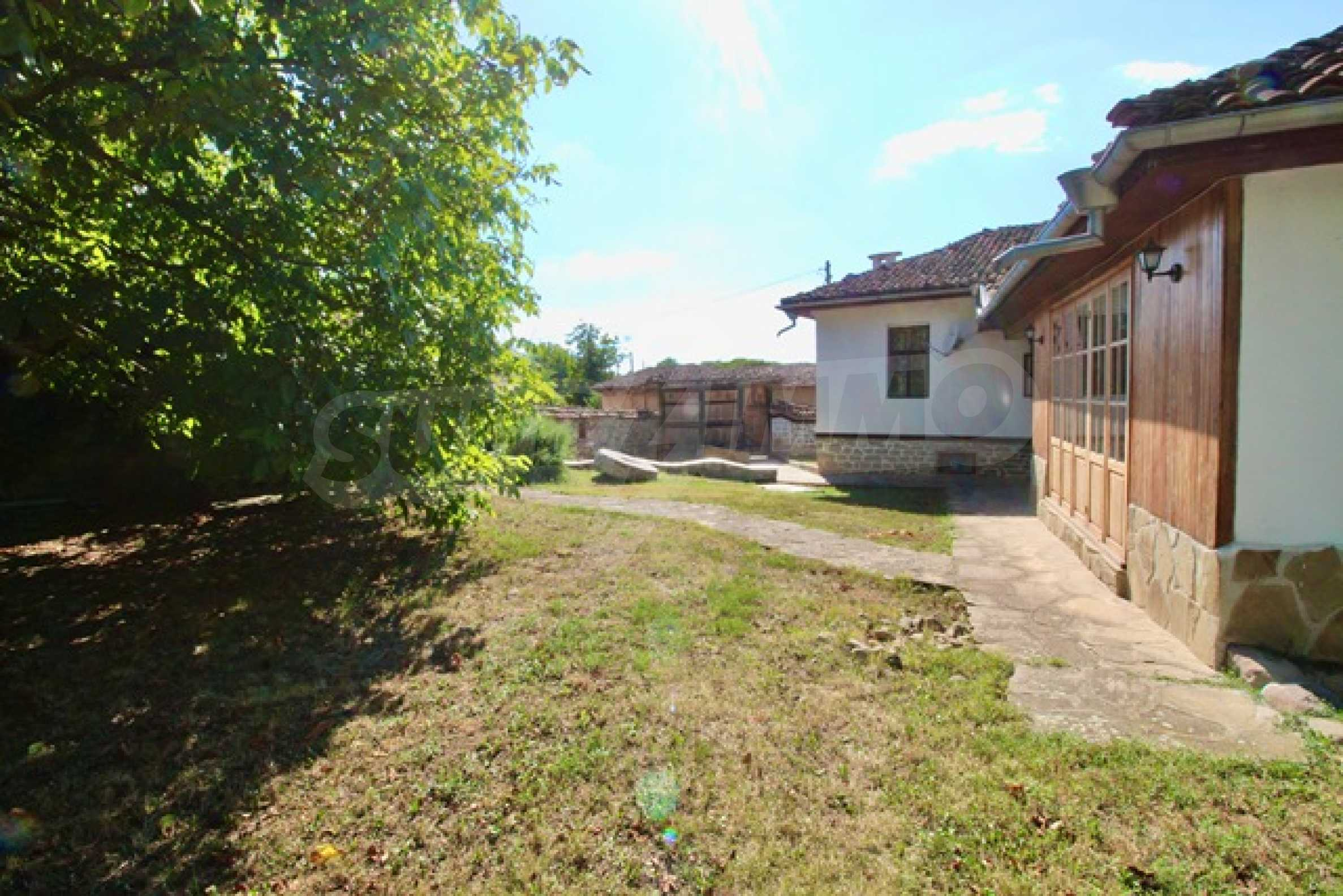 Schönes Wiederbelebungshaus, 17 km von Veliko Tarnovo entfernt 19