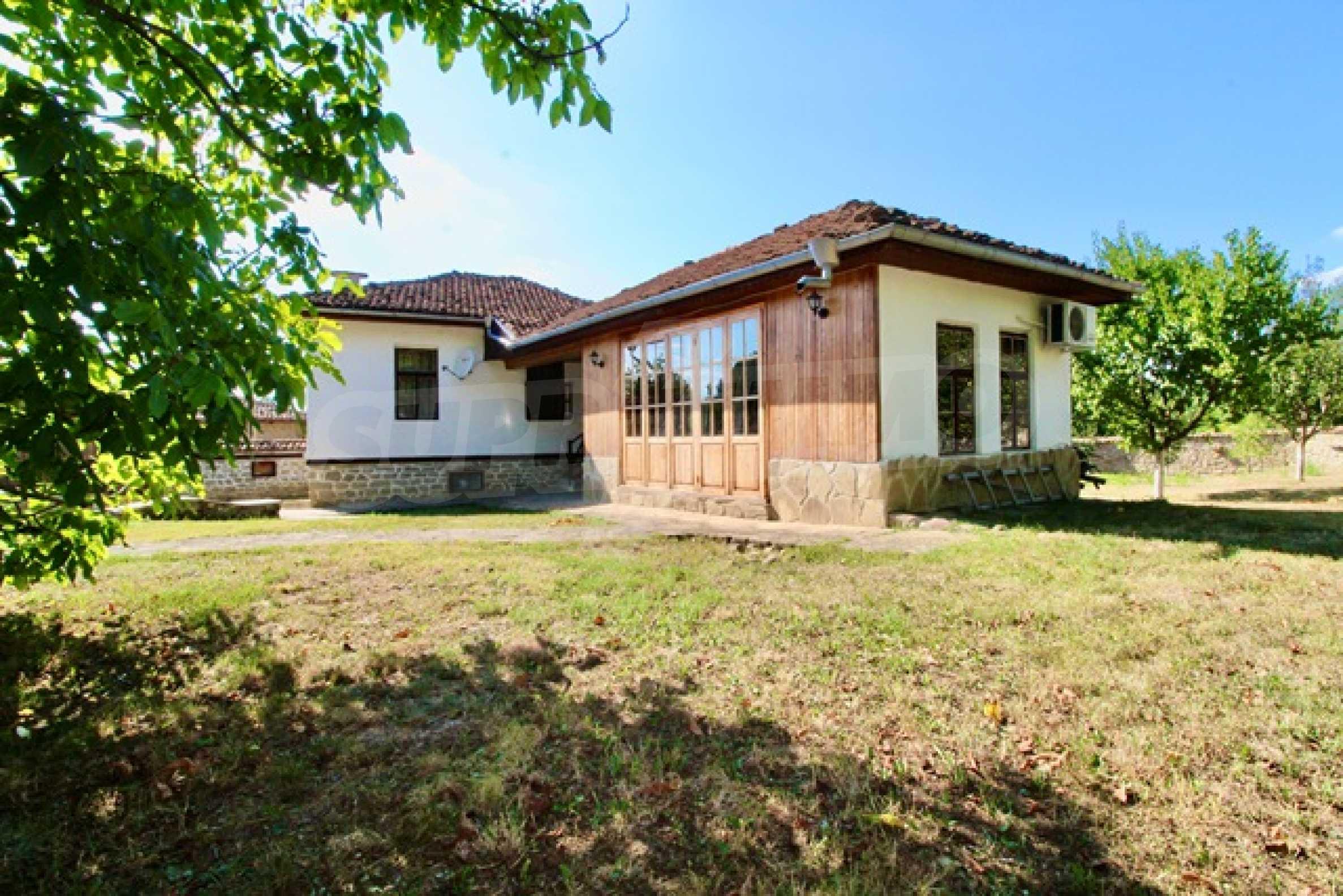 Schönes Wiederbelebungshaus, 17 km von Veliko Tarnovo entfernt 24
