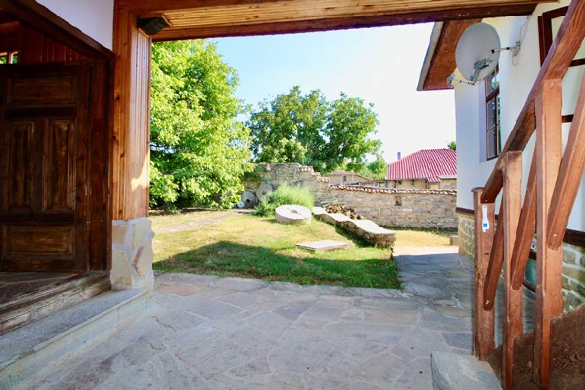Schönes Wiederbelebungshaus, 17 km von Veliko Tarnovo entfernt 25