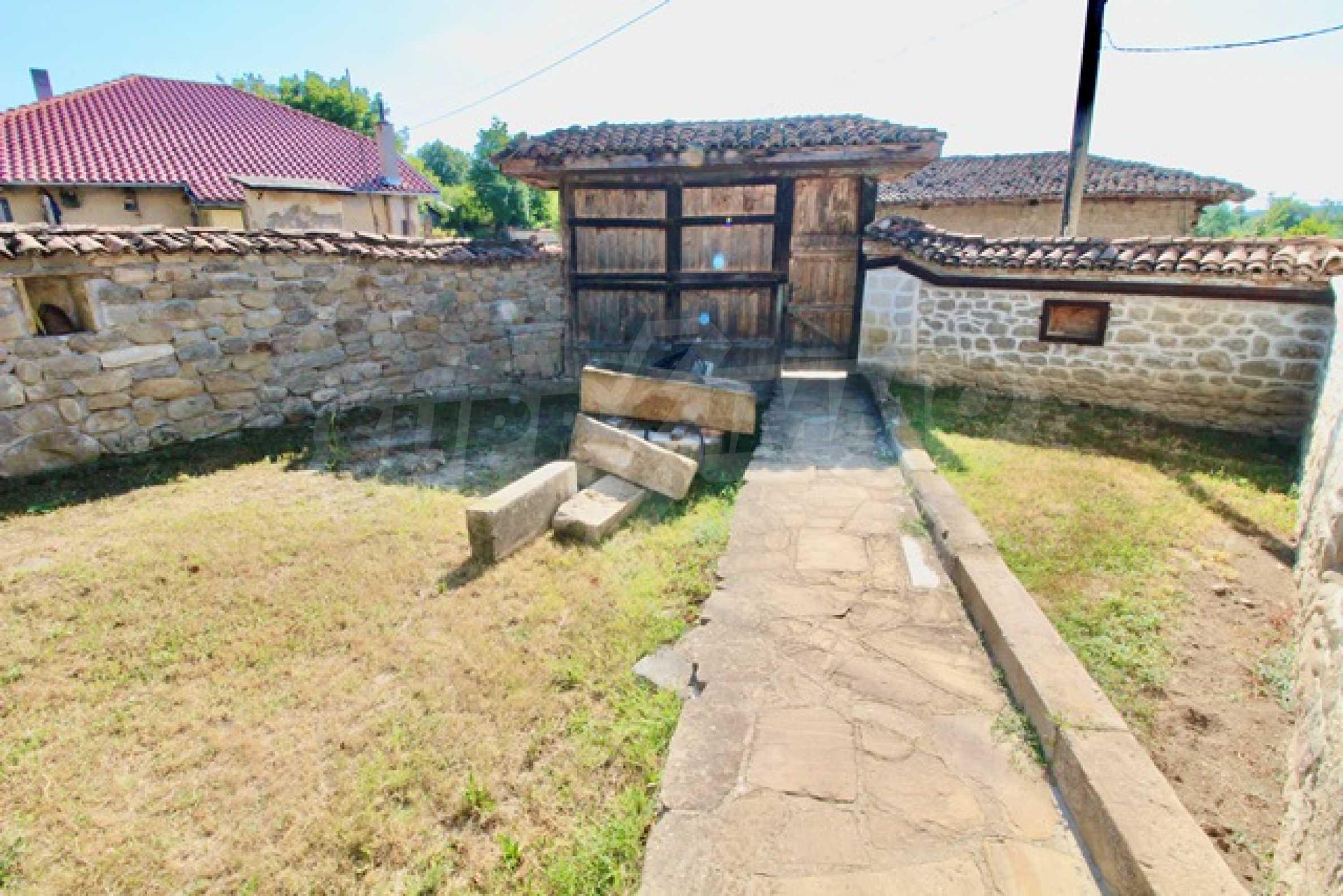 Schönes Wiederbelebungshaus, 17 km von Veliko Tarnovo entfernt 26