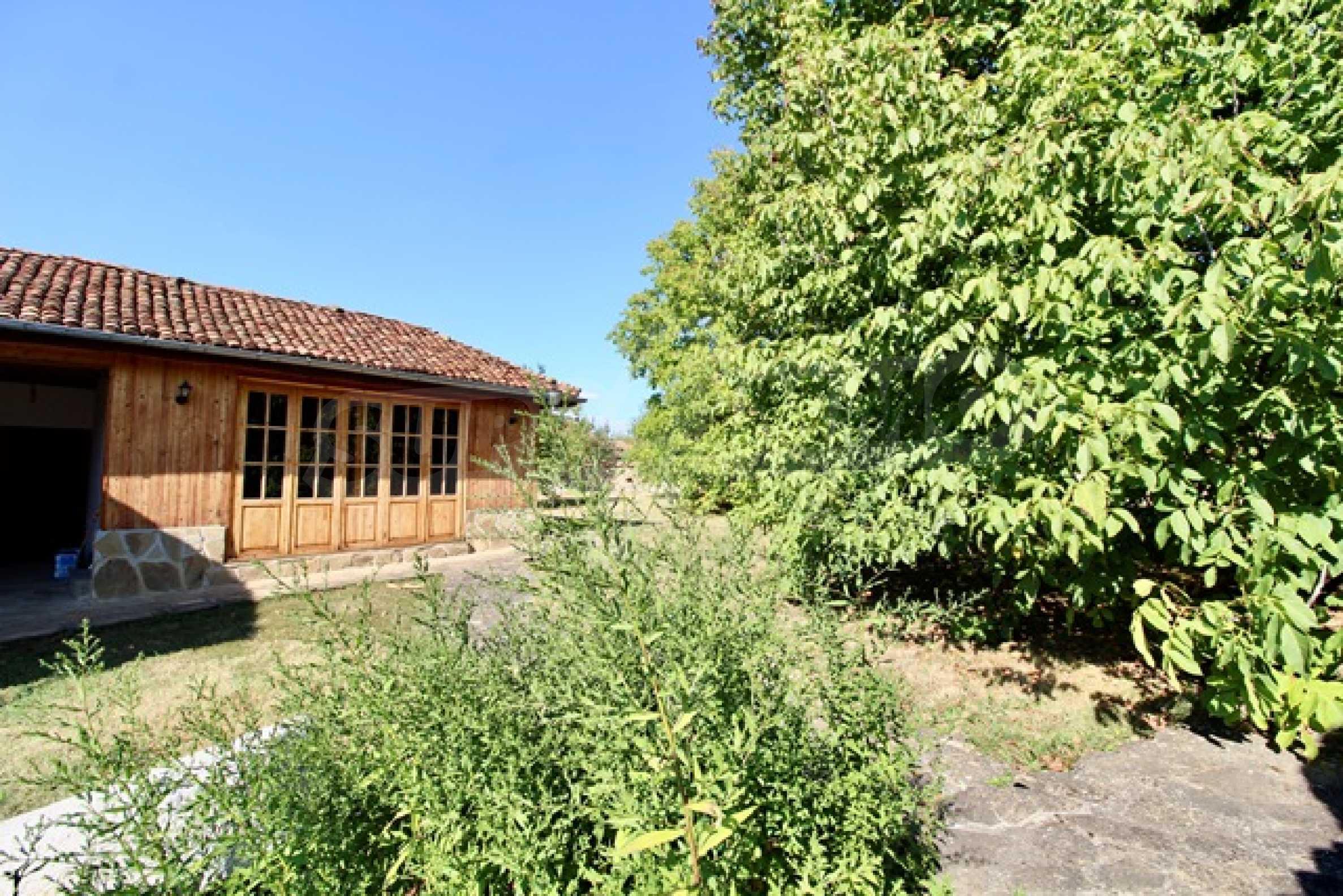 Schönes Wiederbelebungshaus, 17 km von Veliko Tarnovo entfernt 27