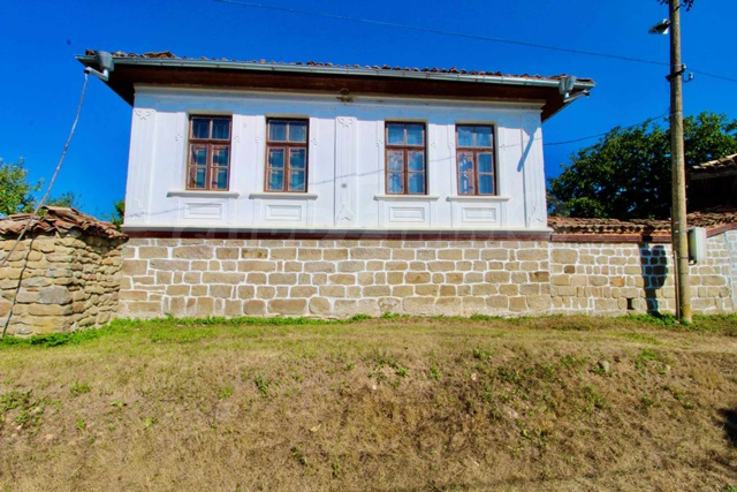 Schönes Wiederbelebungshaus, 17 km von Veliko Tarnovo entfernt 2