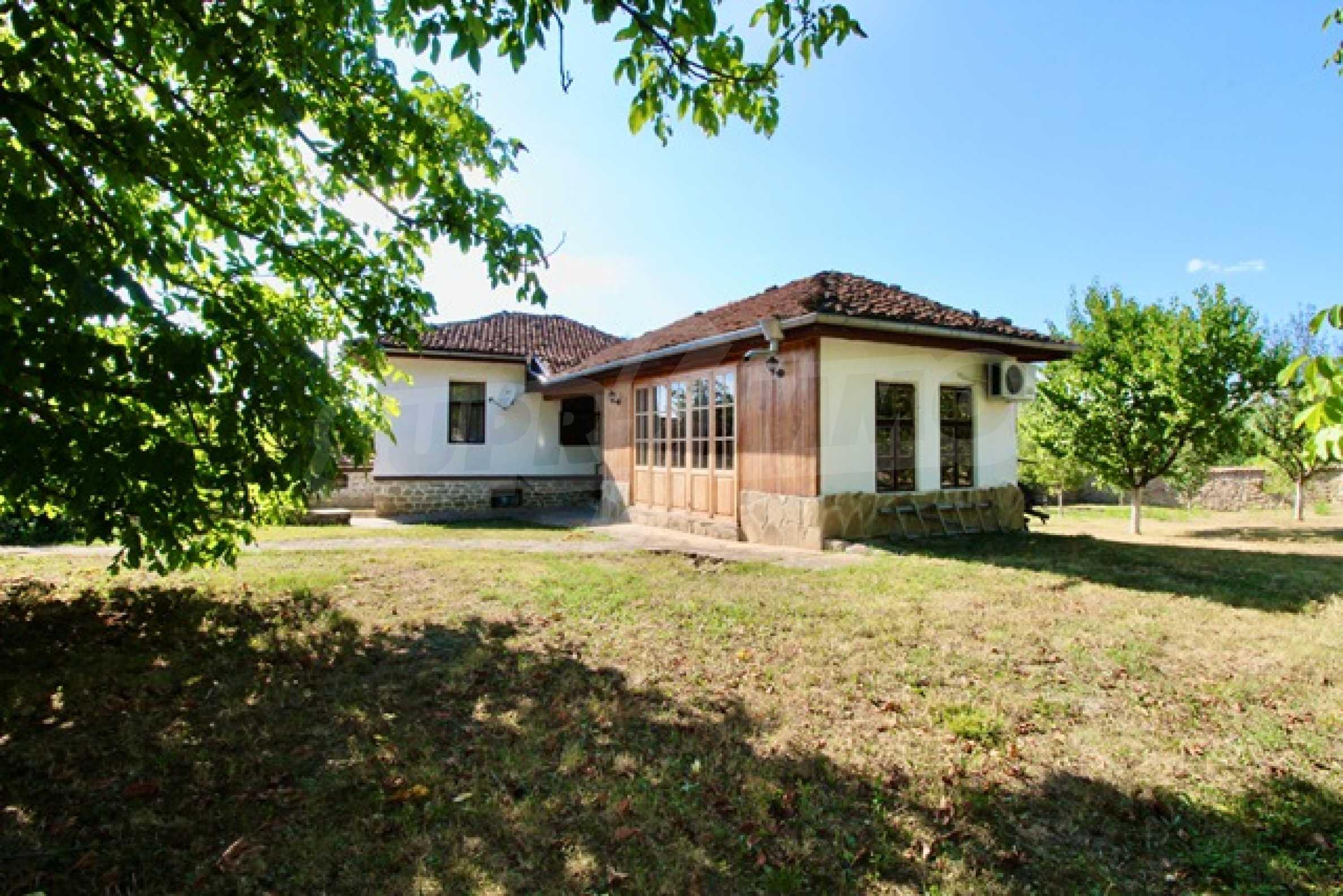 Schönes Wiederbelebungshaus, 17 km von Veliko Tarnovo entfernt 36