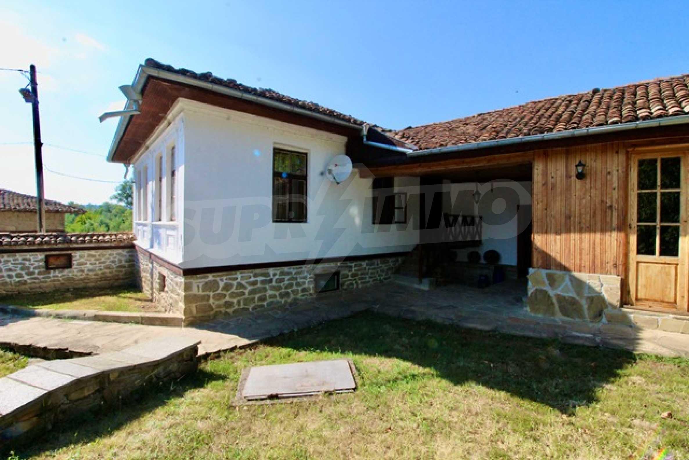 Schönes Wiederbelebungshaus, 17 km von Veliko Tarnovo entfernt 37