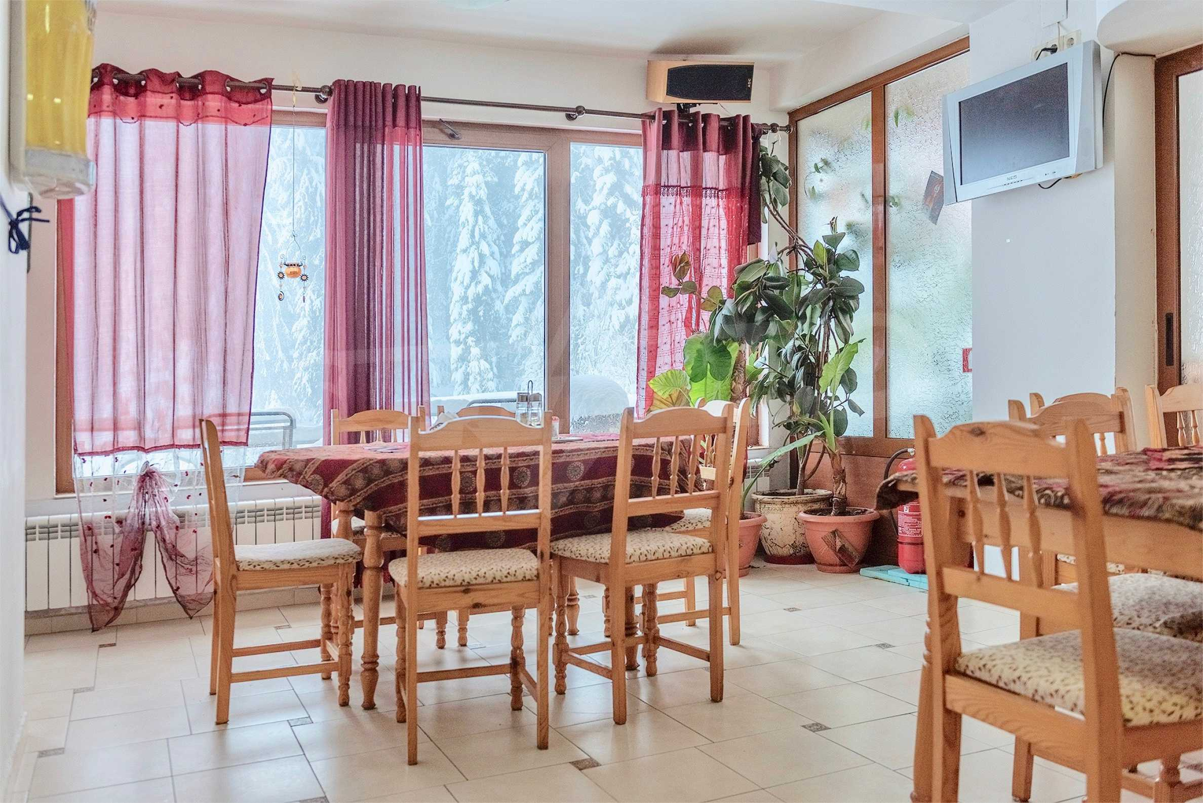 Operating hotel in ski resort Pamporovo 27