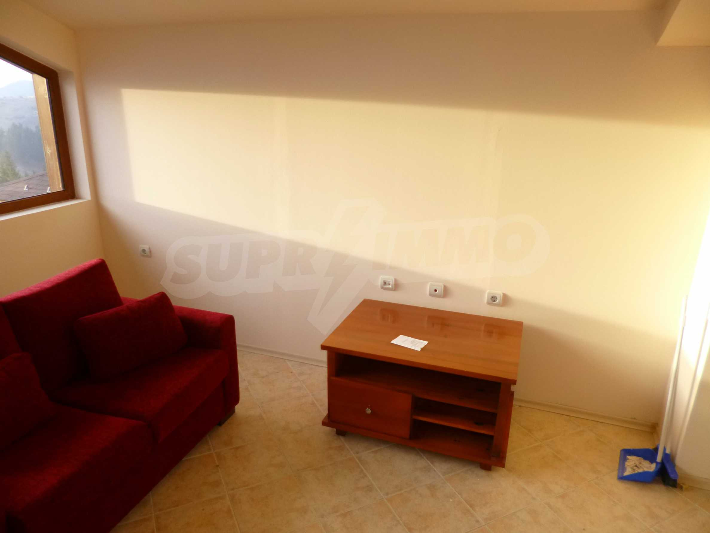 Top floor apartment in Pamporovo 9