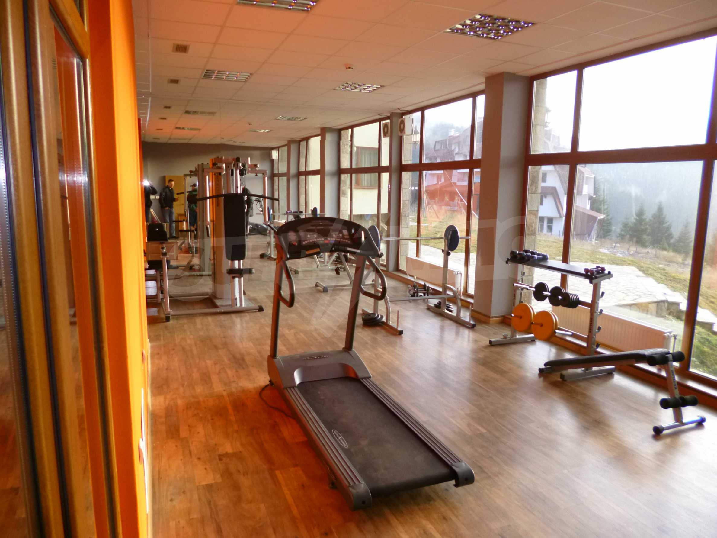 Top floor apartment in Pamporovo 16