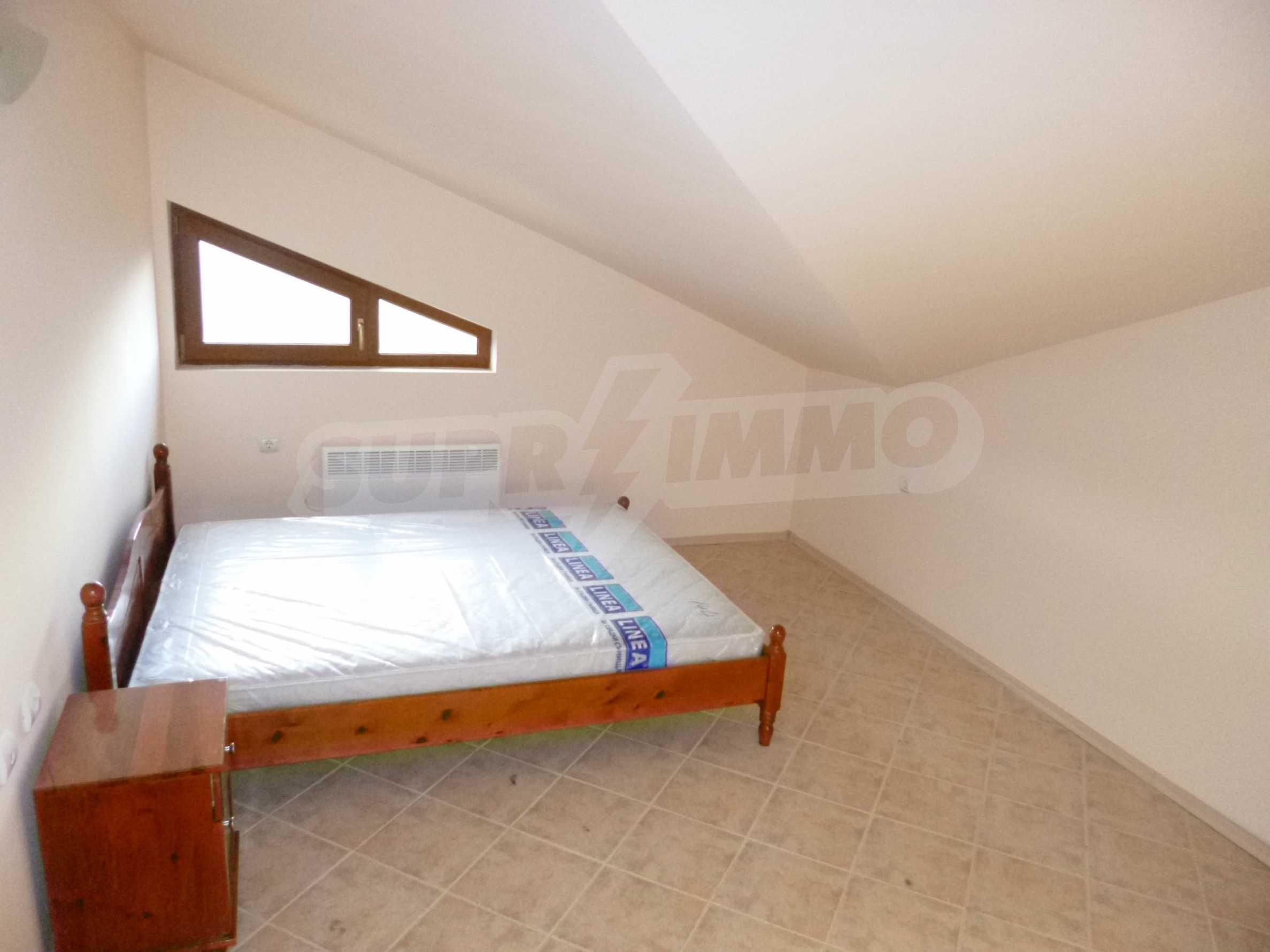 Dachgeschosswohnung in Pamporovo 4