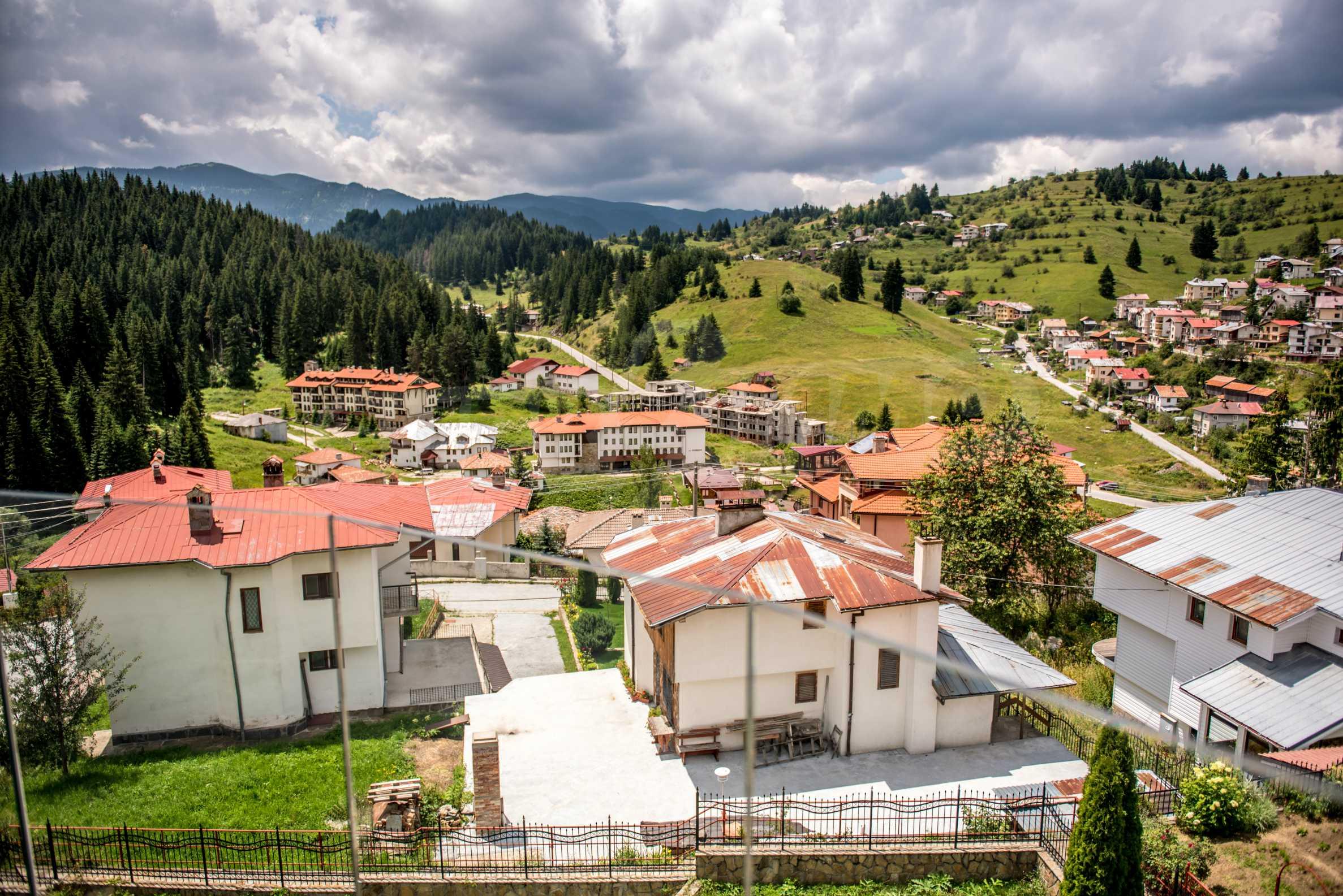 Luxus-Berghaus mit Garten in der Nähe von Pamporovo 32