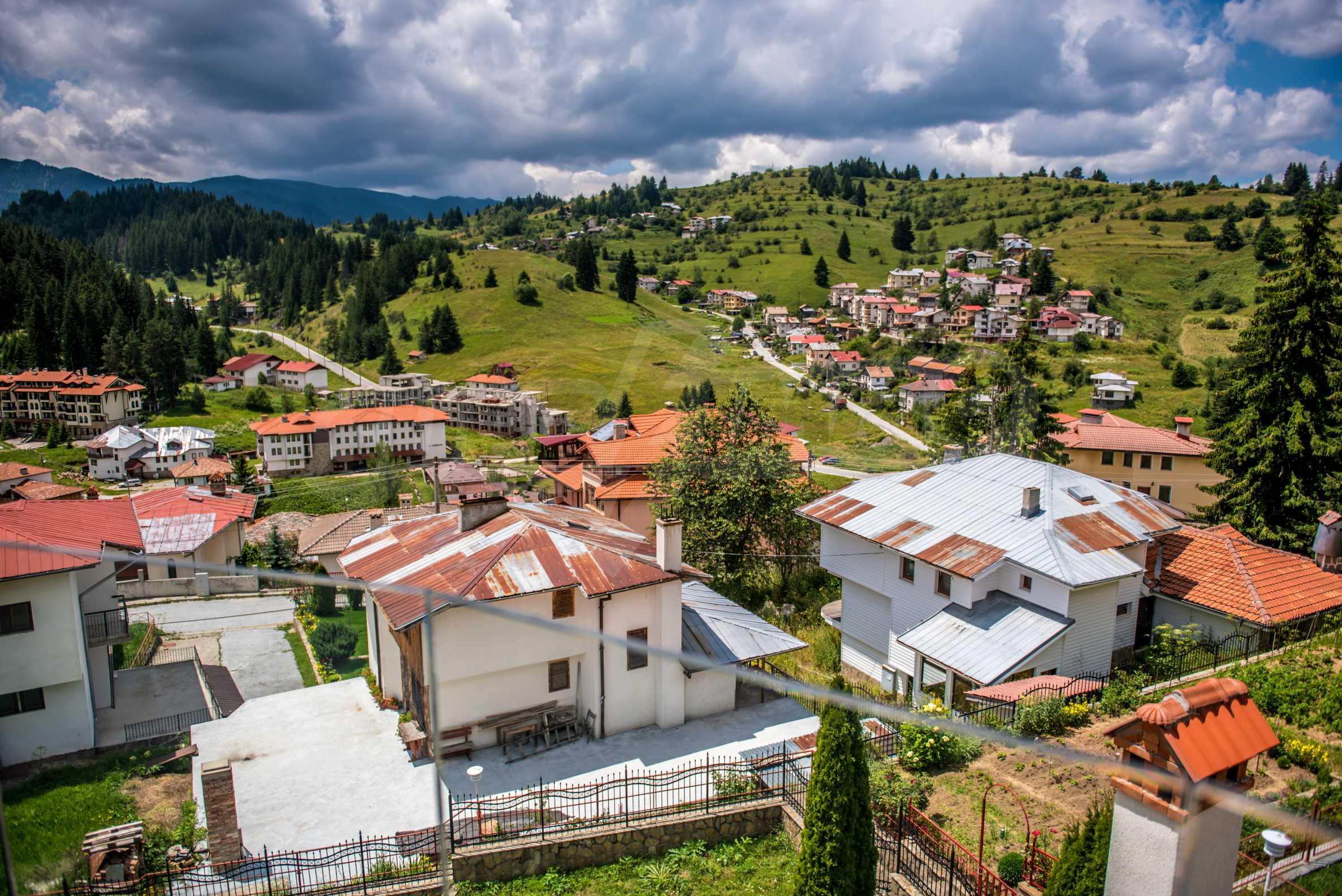 Luxus-Berghaus mit Garten in der Nähe von Pamporovo 33