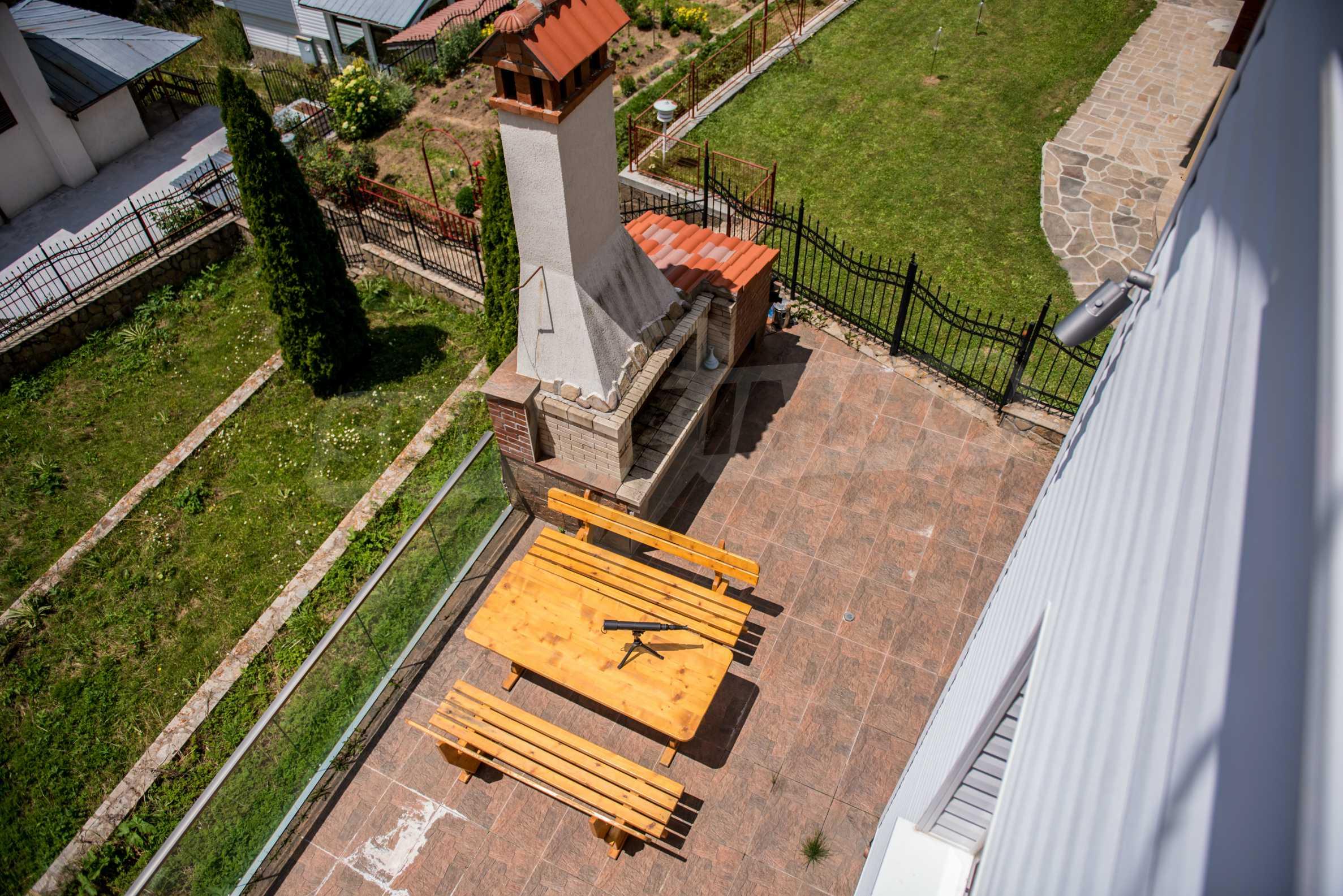 Luxus-Berghaus mit Garten in der Nähe von Pamporovo 34