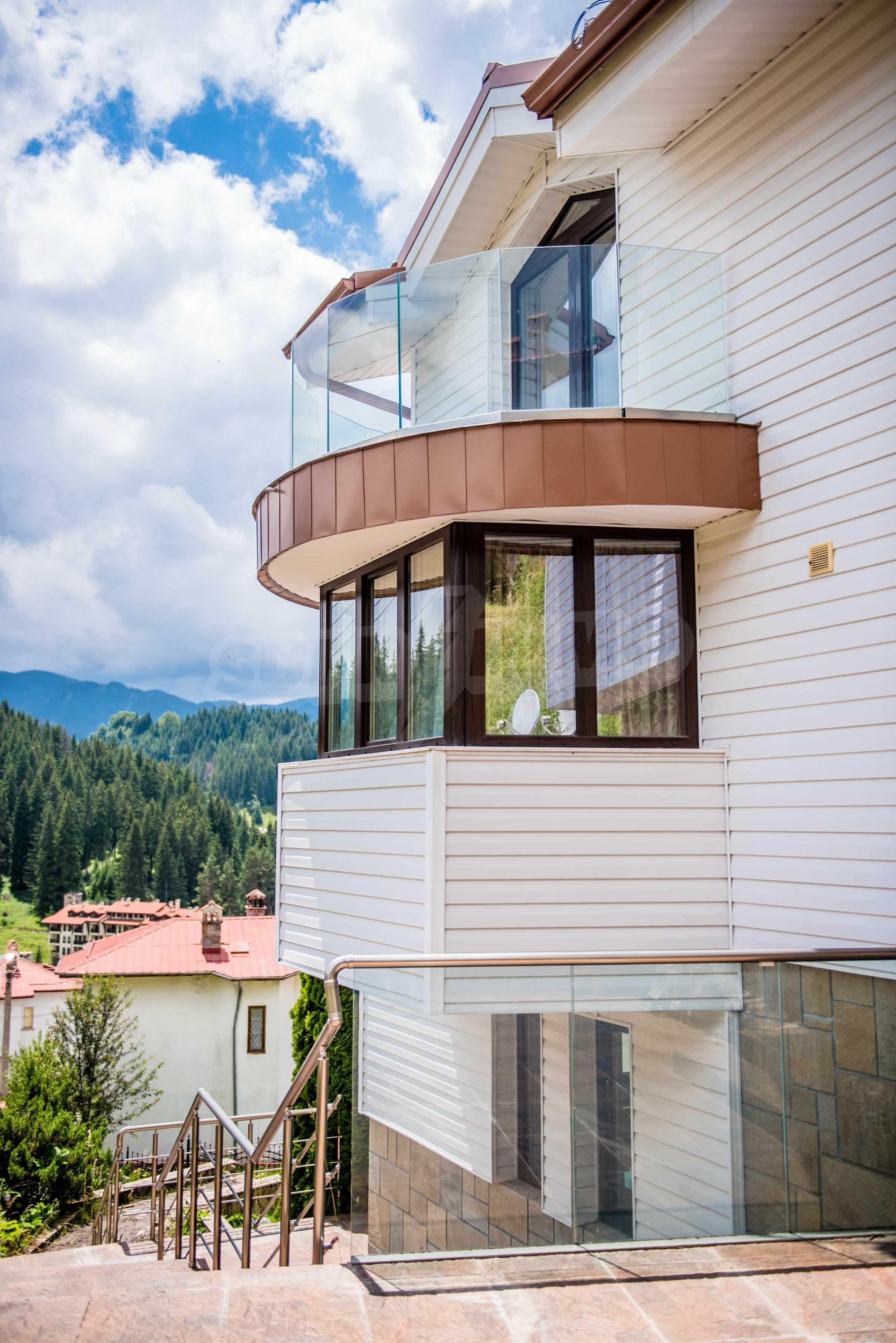 Luxus-Berghaus mit Garten in der Nähe von Pamporovo 54