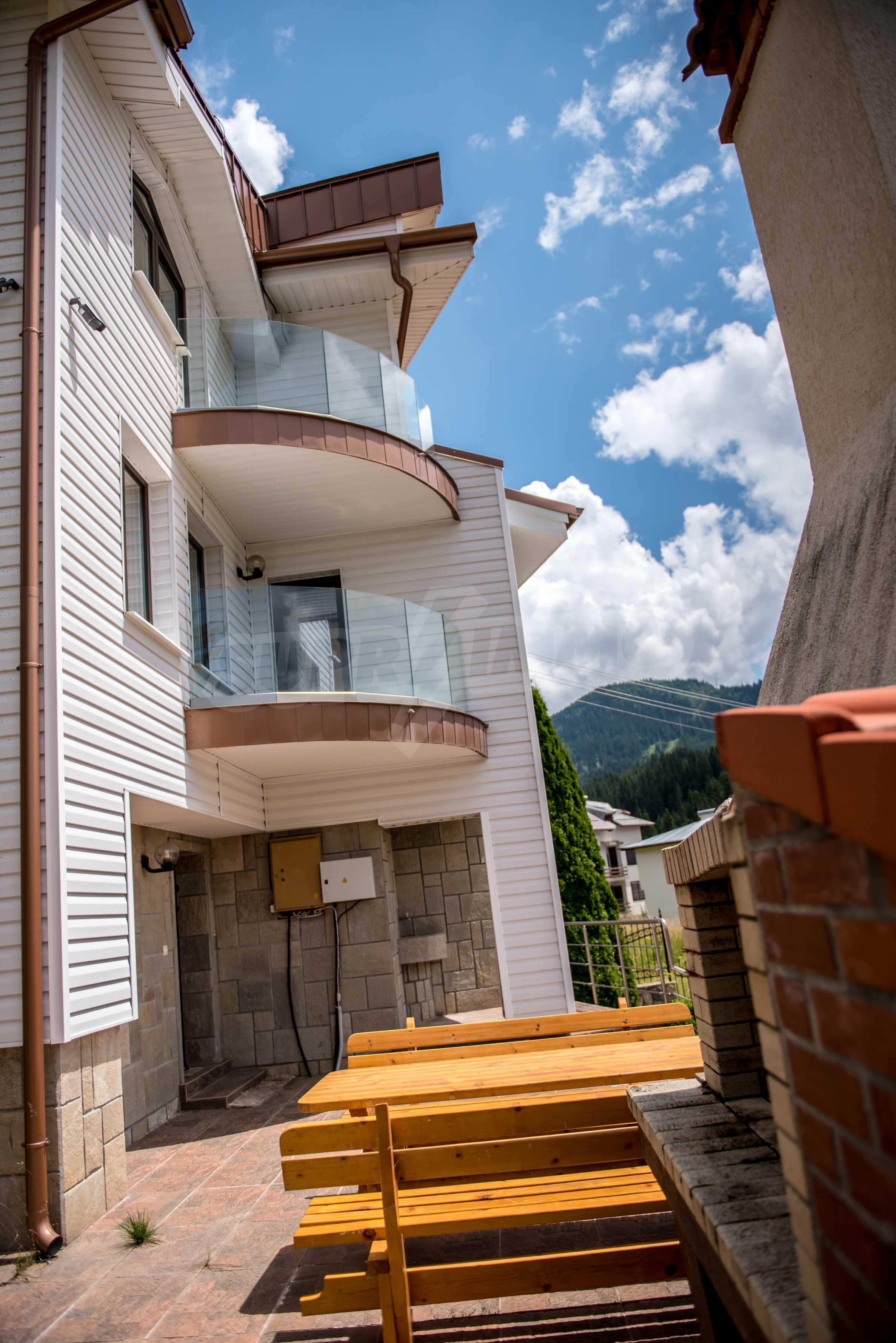 Luxus-Berghaus mit Garten in der Nähe von Pamporovo 60