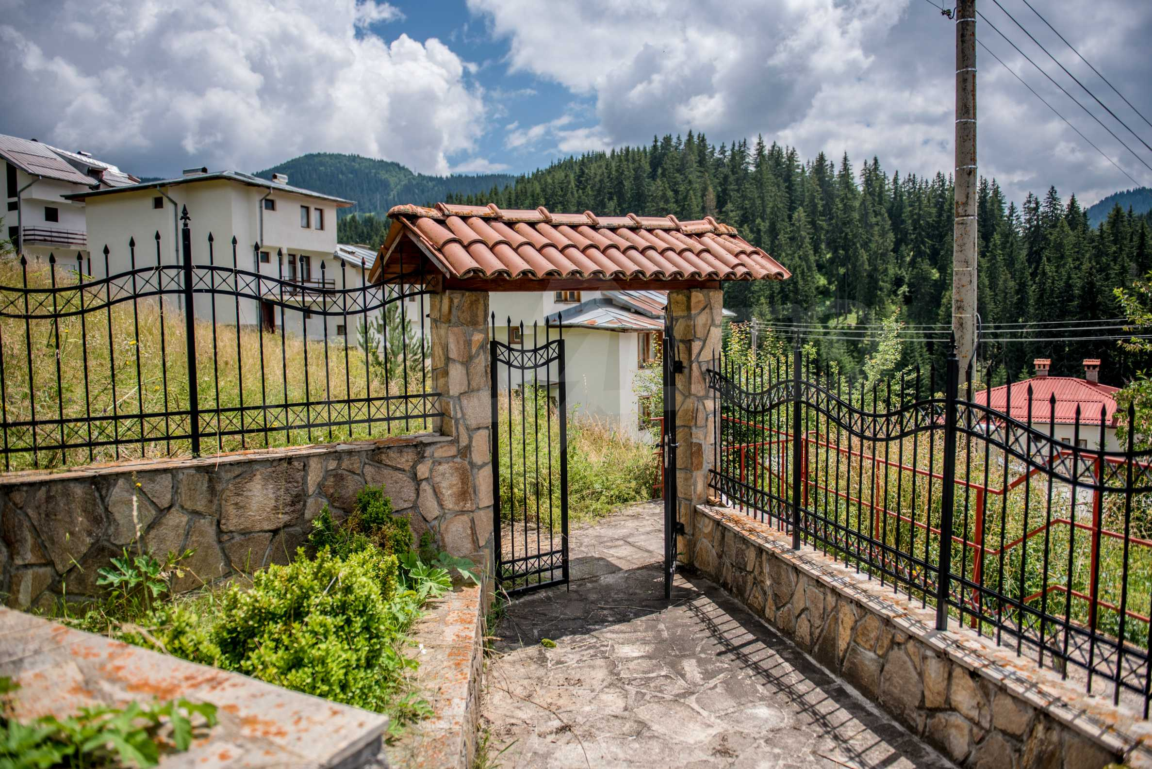 Luxus-Berghaus mit Garten in der Nähe von Pamporovo 62