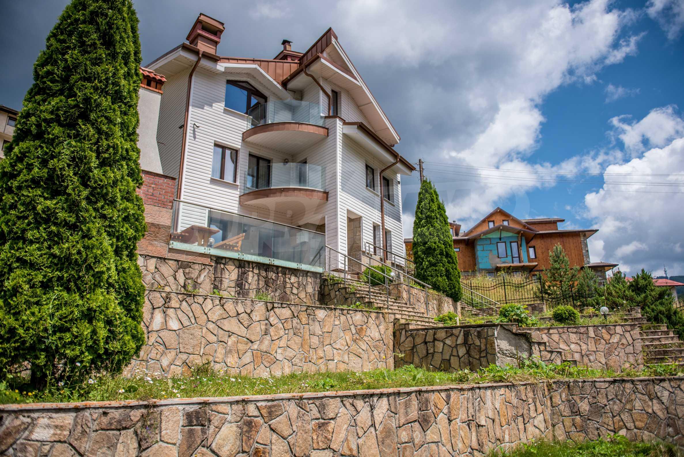 Luxus-Berghaus mit Garten in der Nähe von Pamporovo 63