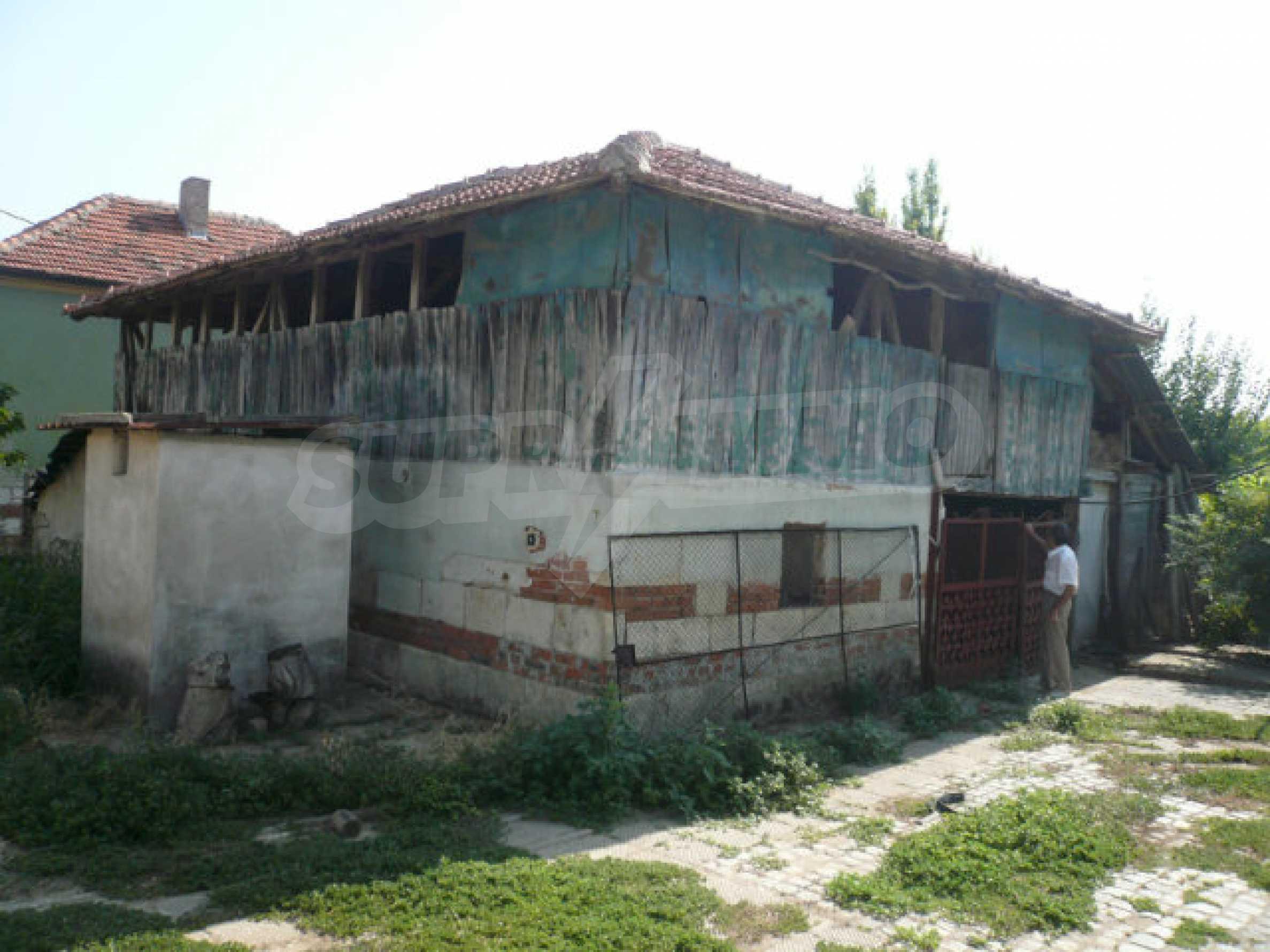 Schönes und solides zweistöckiges Landhaus in der Nähe von Vidin 15