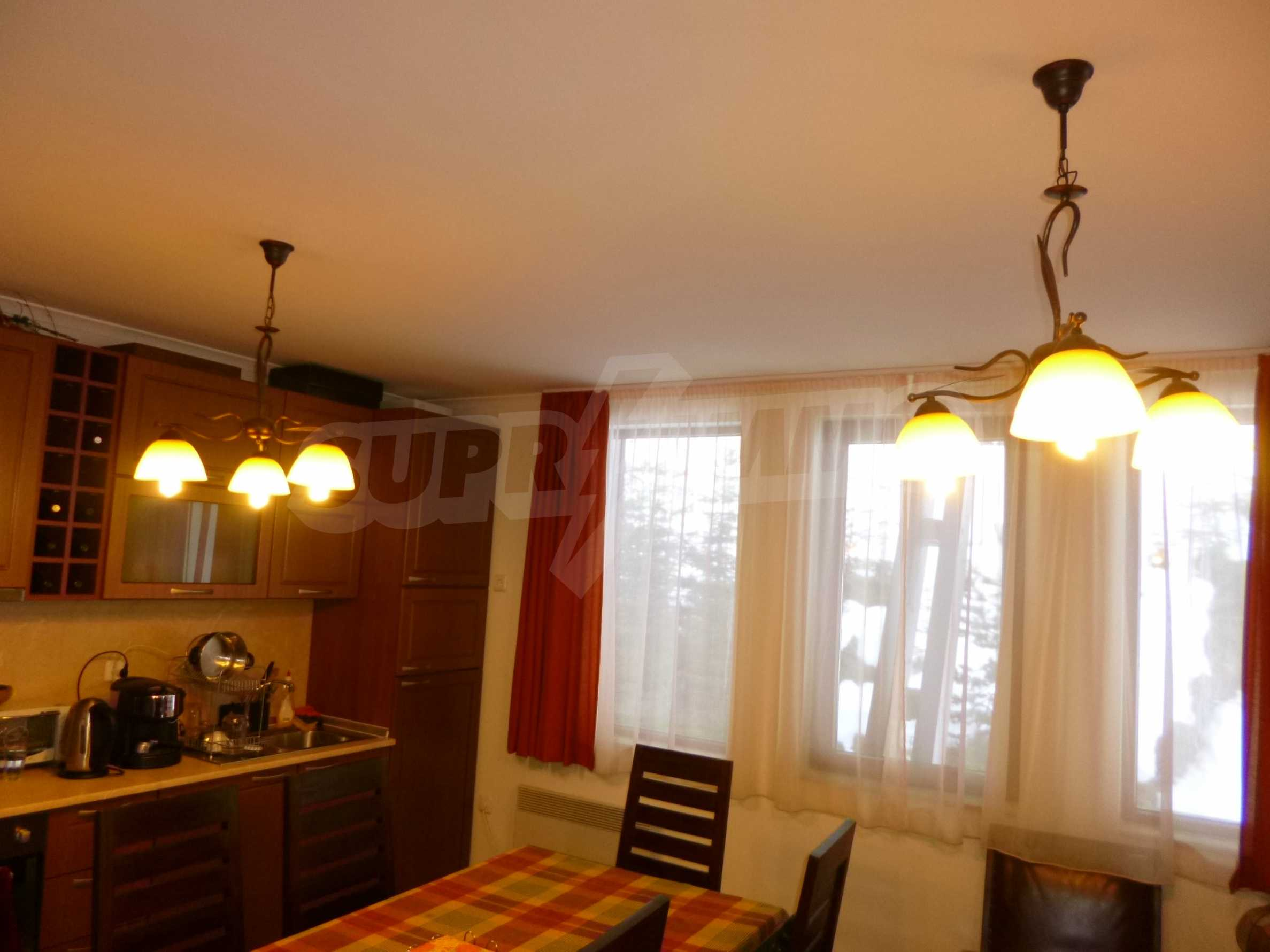 Apartment in the complex Grand Monastery in Pamporovo 12