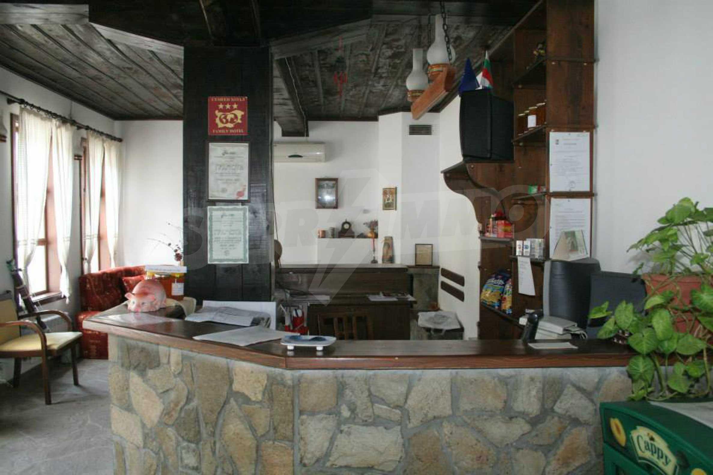 Gemütliches Hotel mit Pool im Herzen des Balkangebirges 36