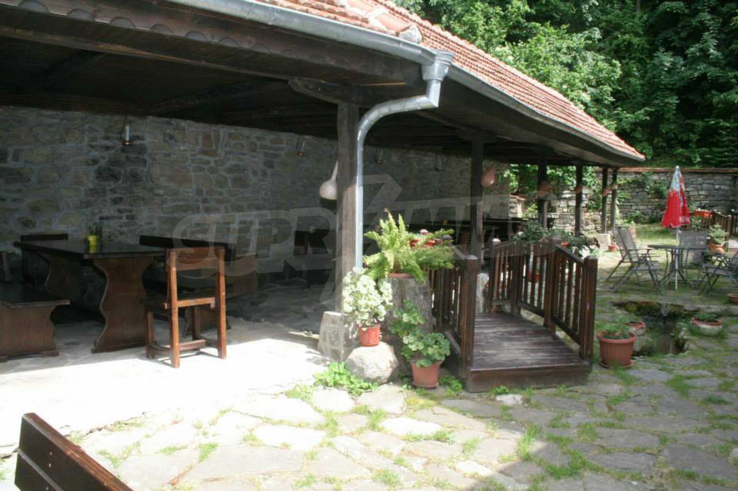 Gemütliches Hotel mit Pool im Herzen des Balkangebirges 43