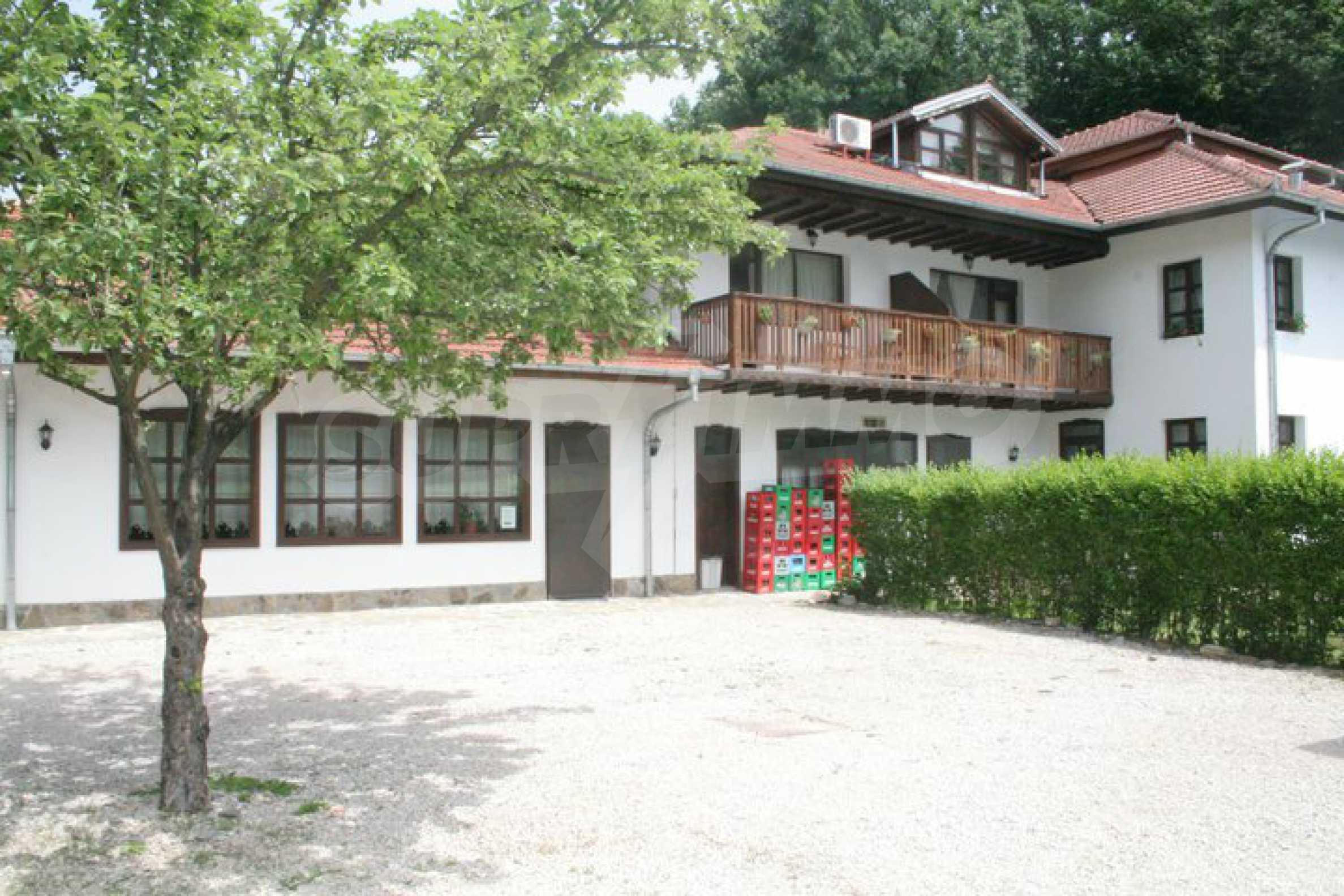 Gemütliches Hotel mit Pool im Herzen des Balkangebirges 45