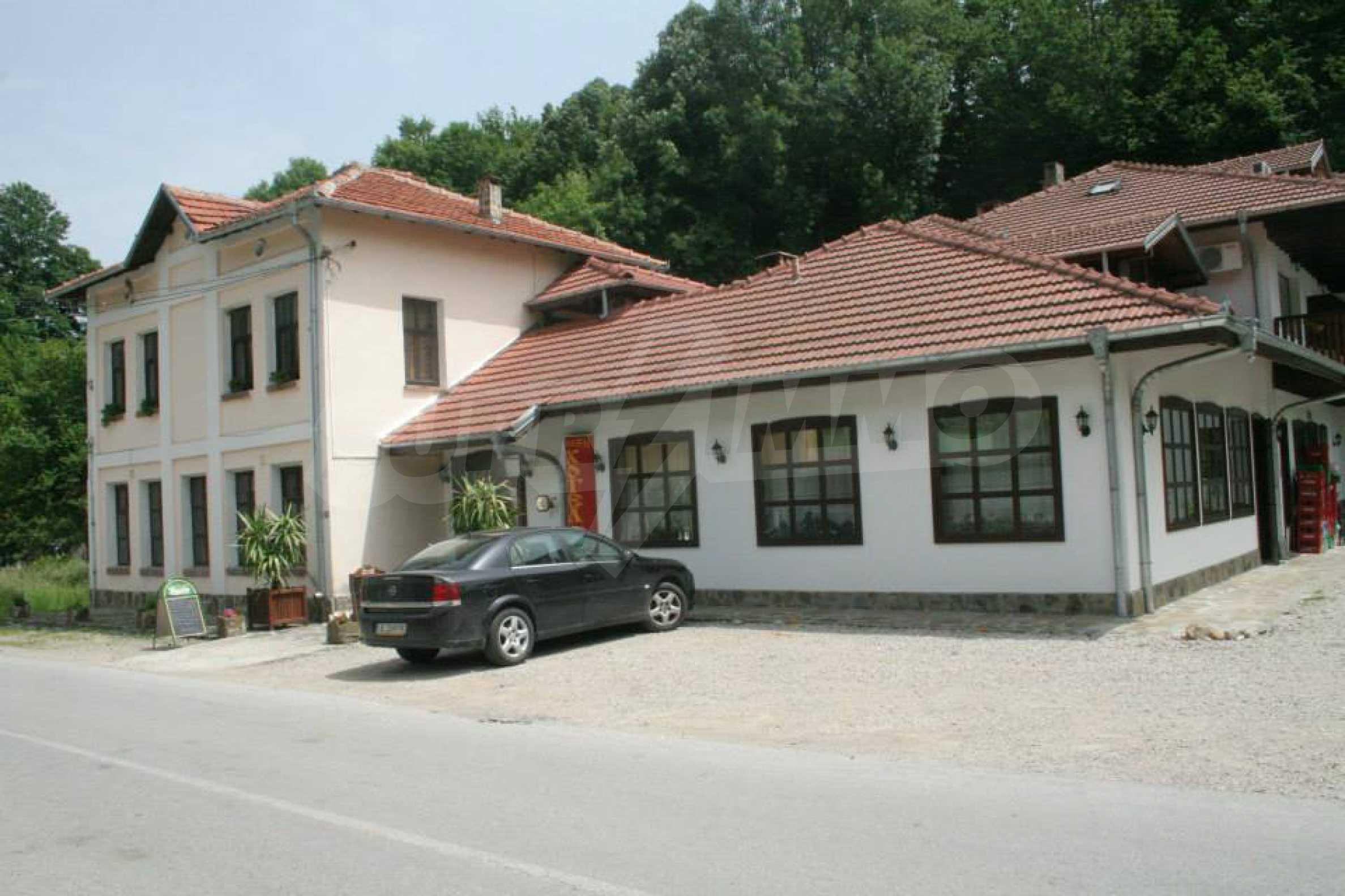 Gemütliches Hotel mit Pool im Herzen des Balkangebirges 46