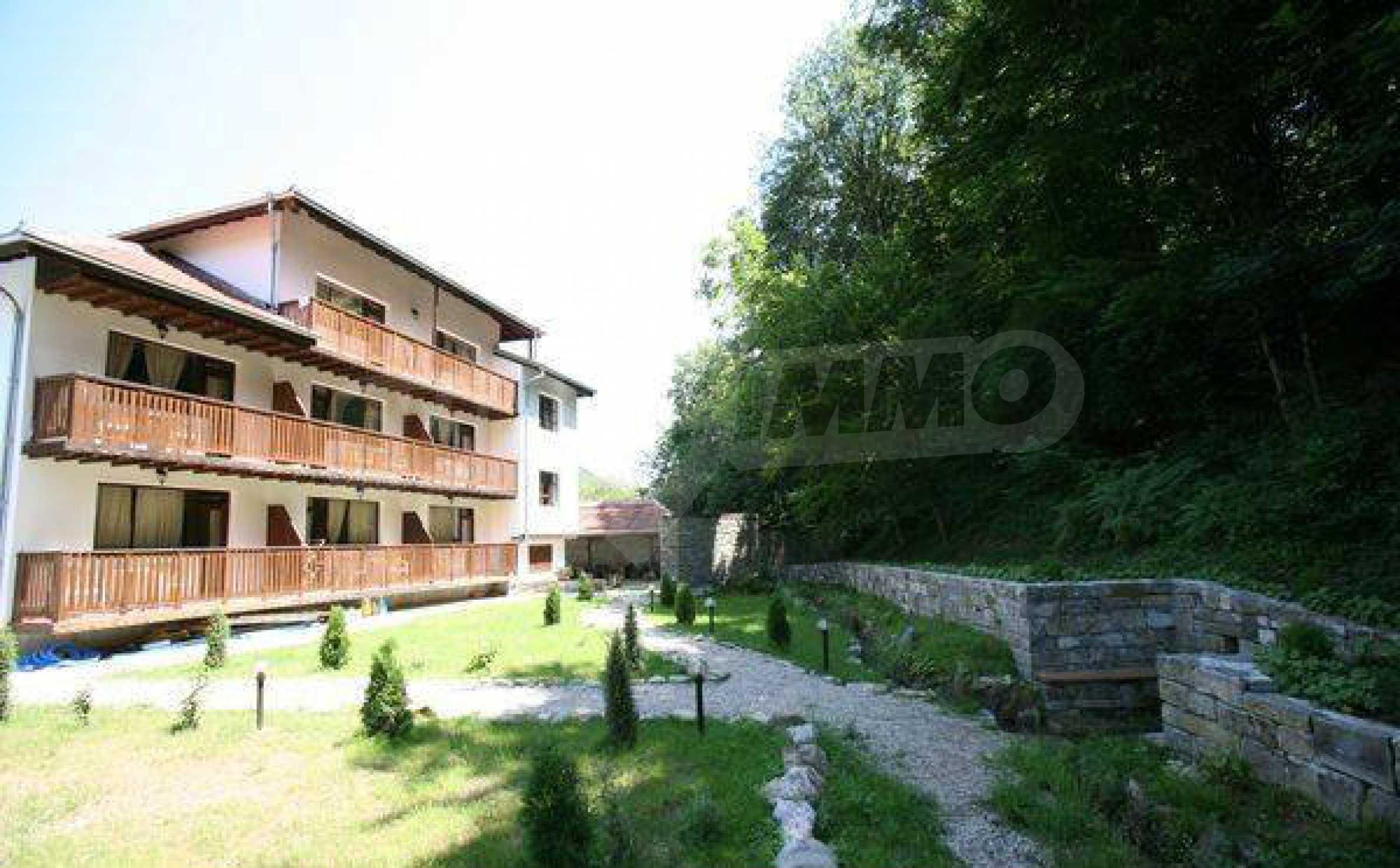 Gemütliches Hotel mit Pool im Herzen des Balkangebirges 49