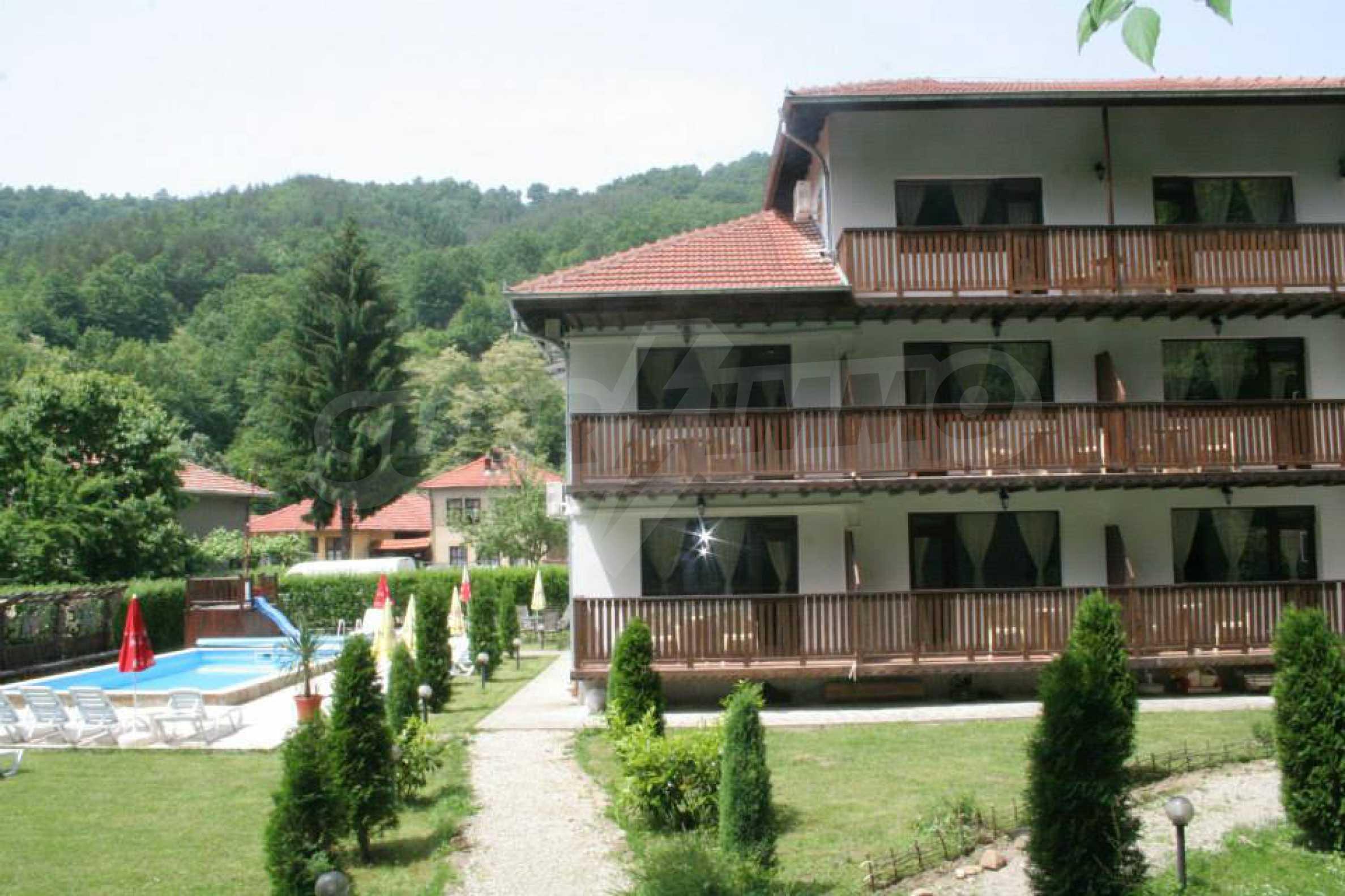 Gemütliches Hotel mit Pool im Herzen des Balkangebirges 50