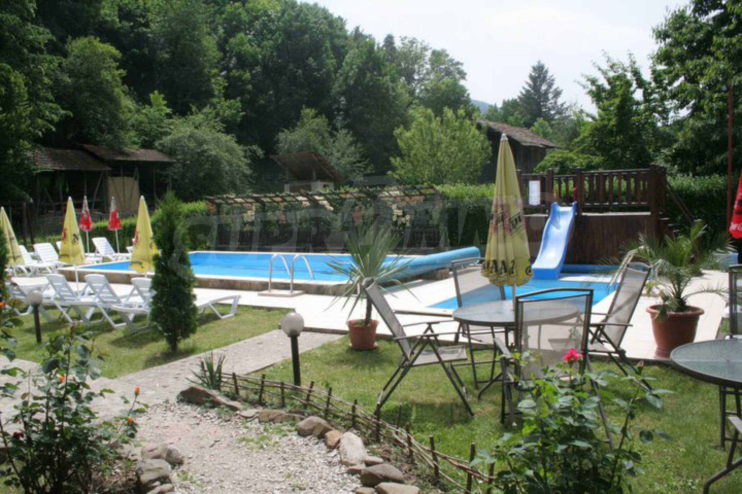 Gemütliches Hotel mit Pool im Herzen des Balkangebirges 5
