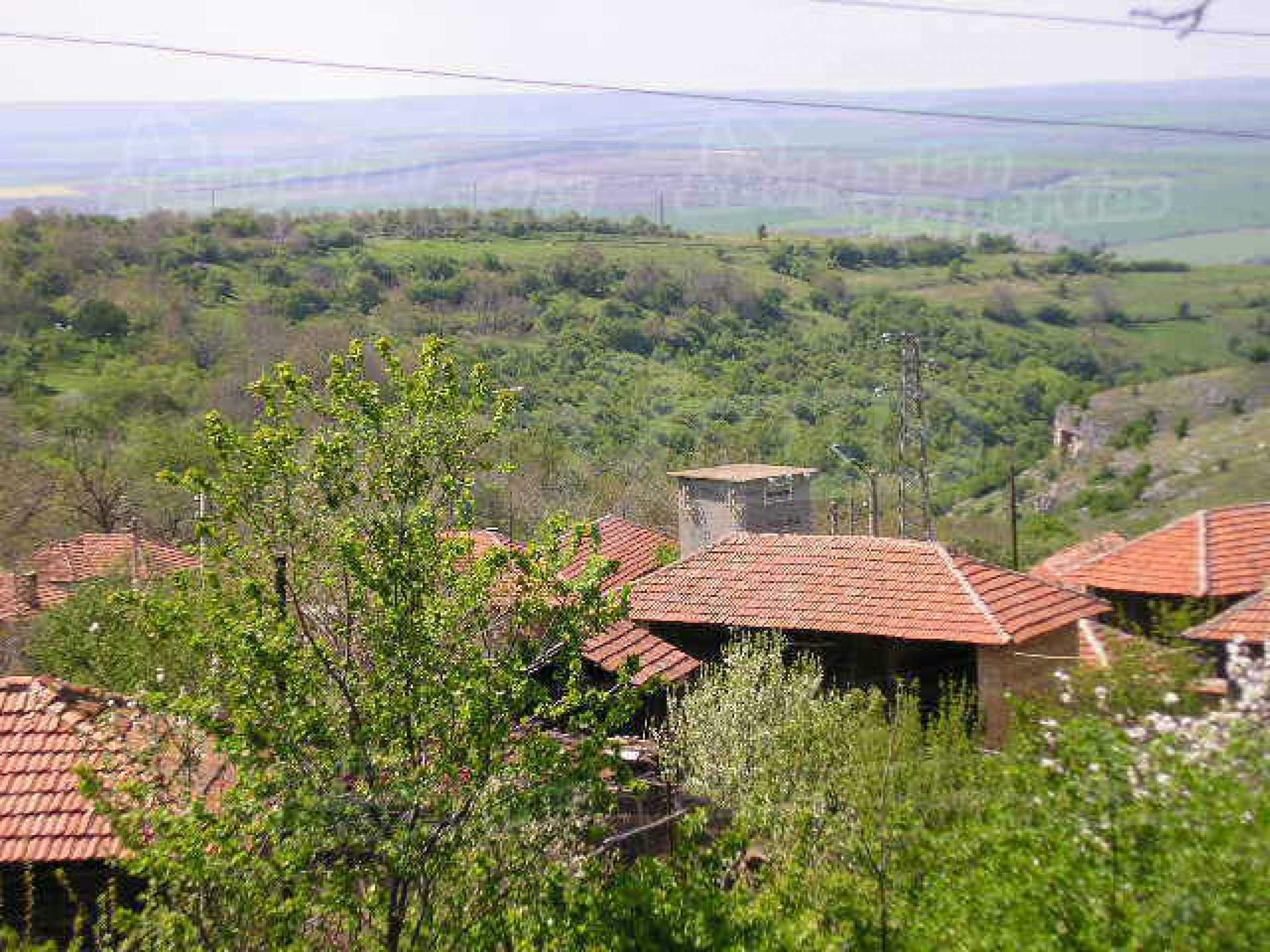 Two-storey rural property with spacious garden near Lovech 11
