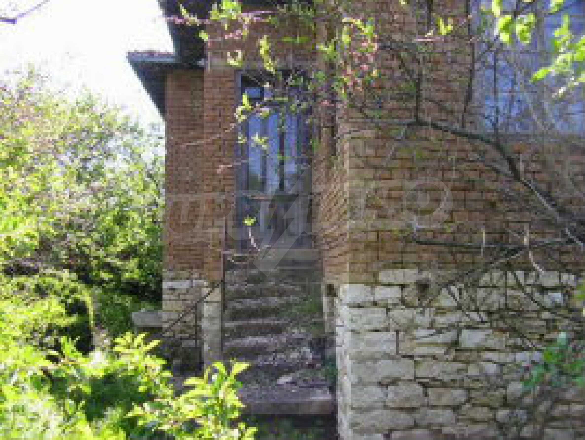 Two-storey rural property with spacious garden near Lovech 1