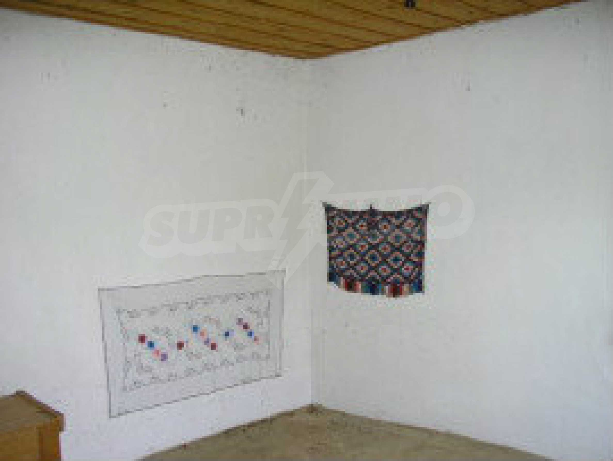Two-storey rural property with spacious garden near Lovech 4