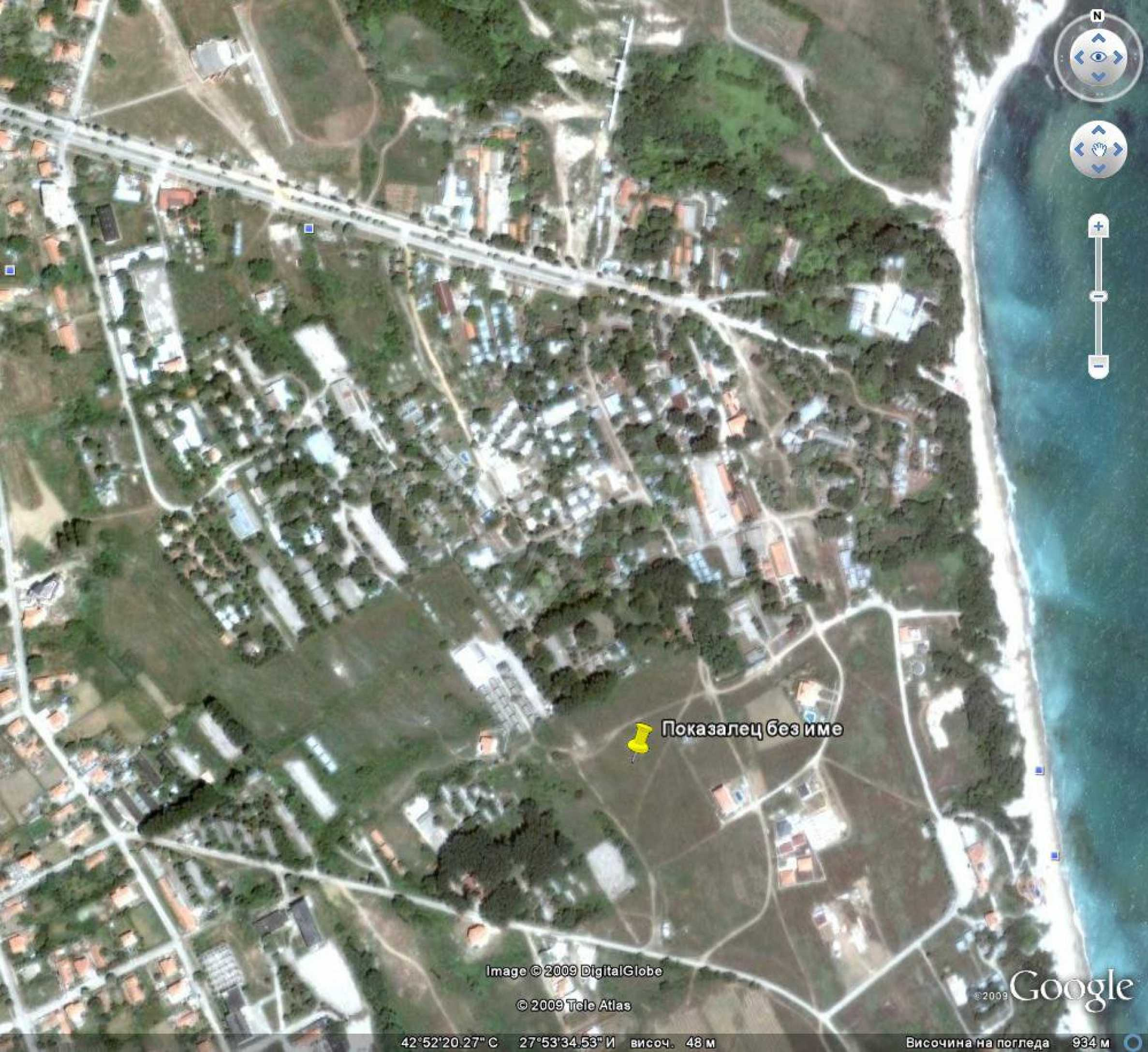 Plot with project in Byala, Varna 2