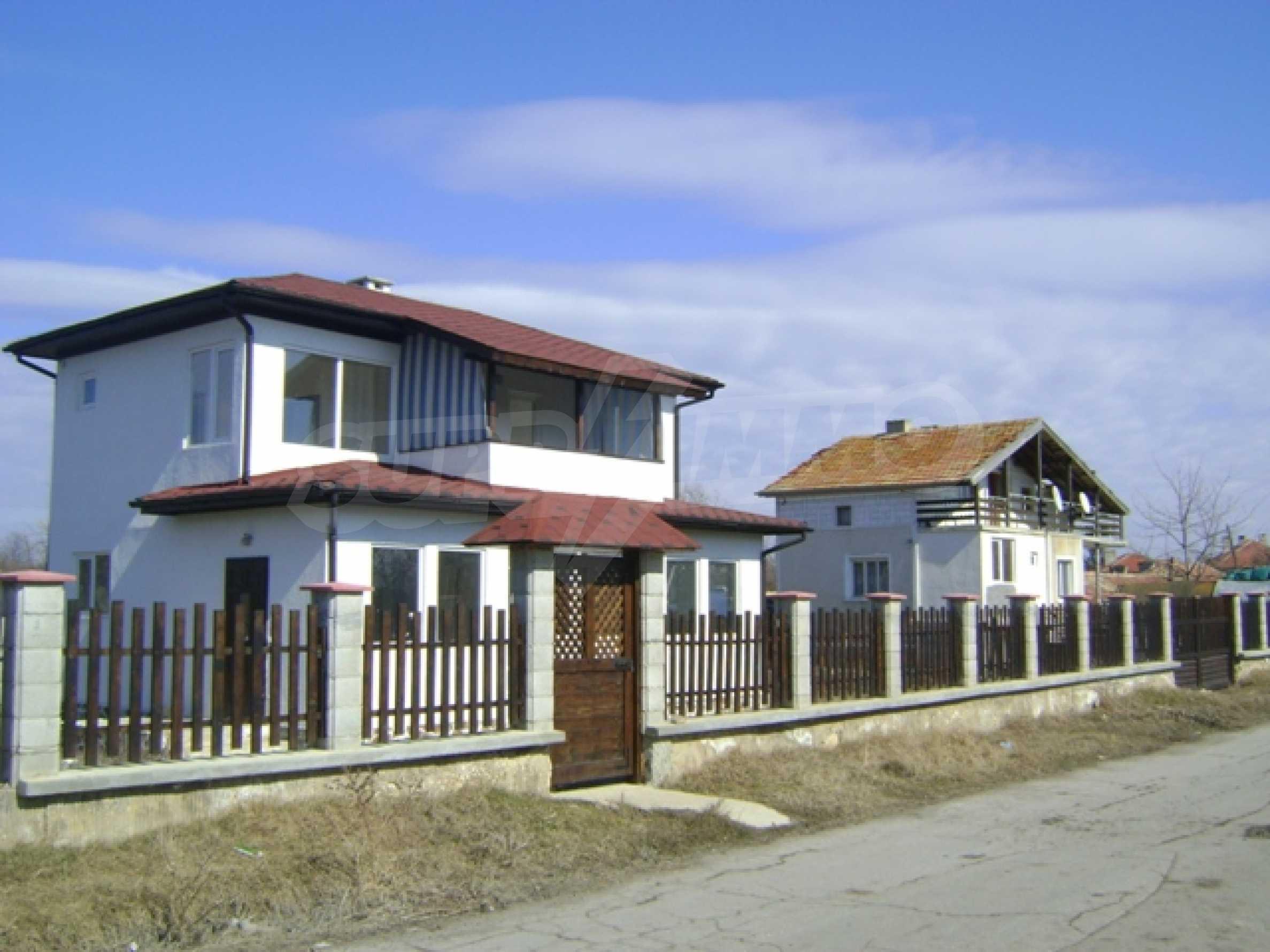 Neues Haus im Dorf Vetrino 5