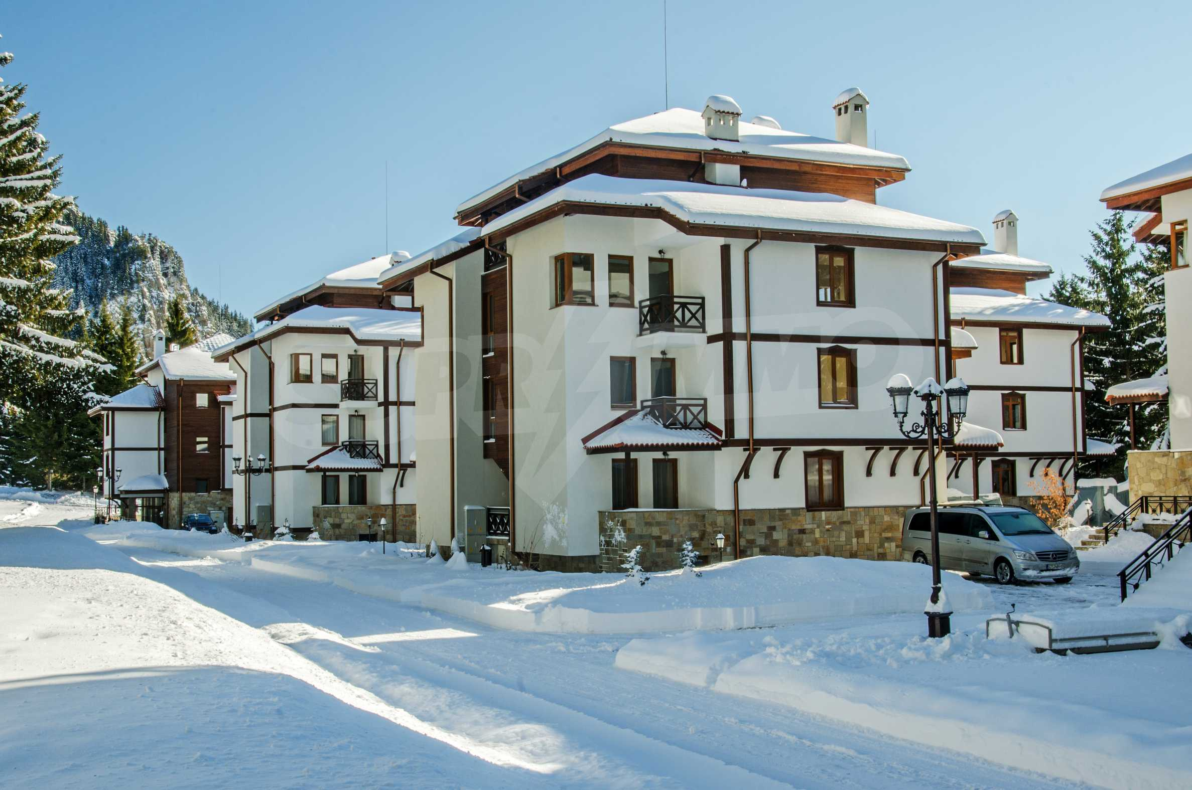 1-bedroom apartment in Pamporovo 12