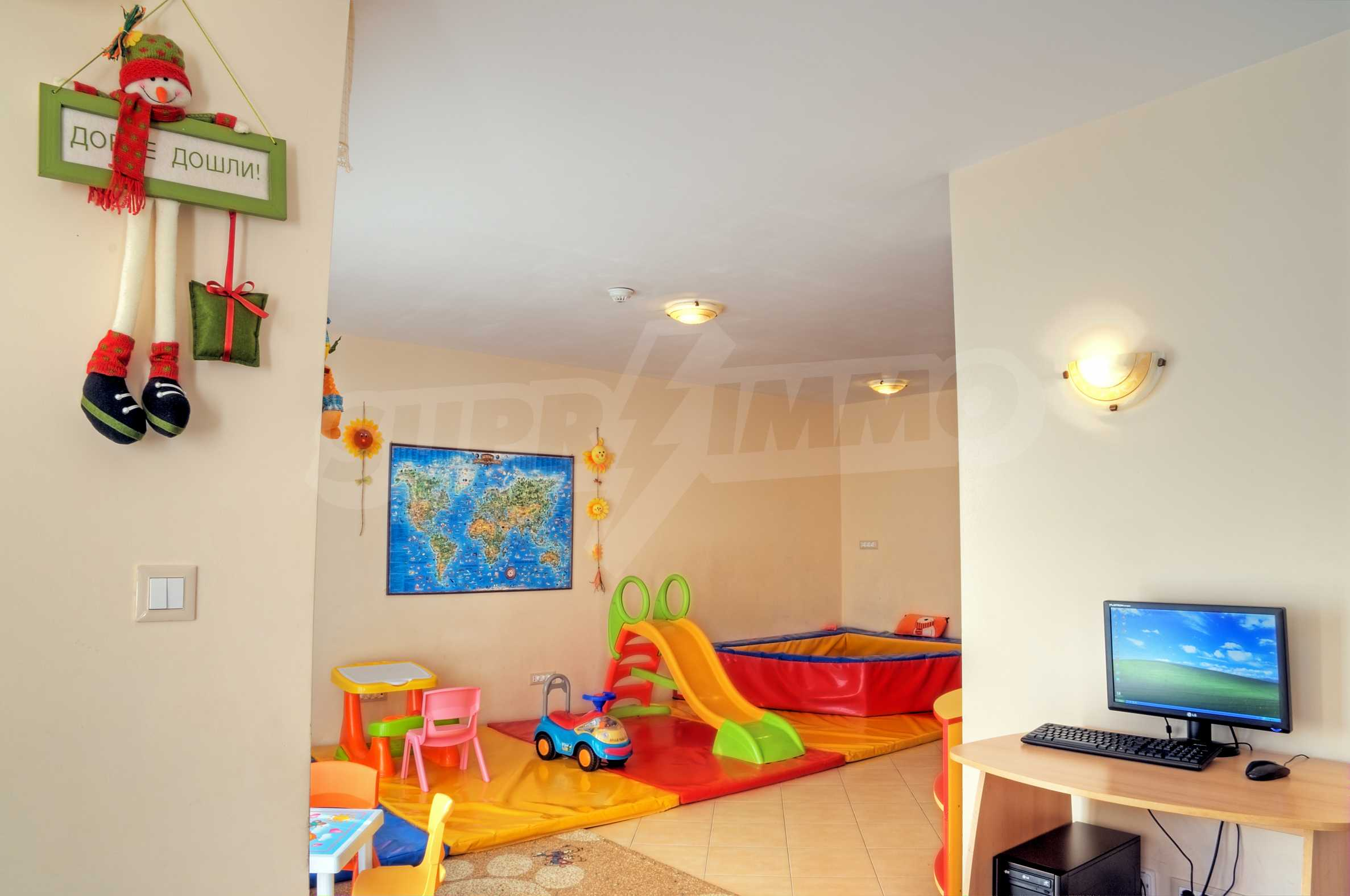 1-bedroom apartment in Pamporovo 16