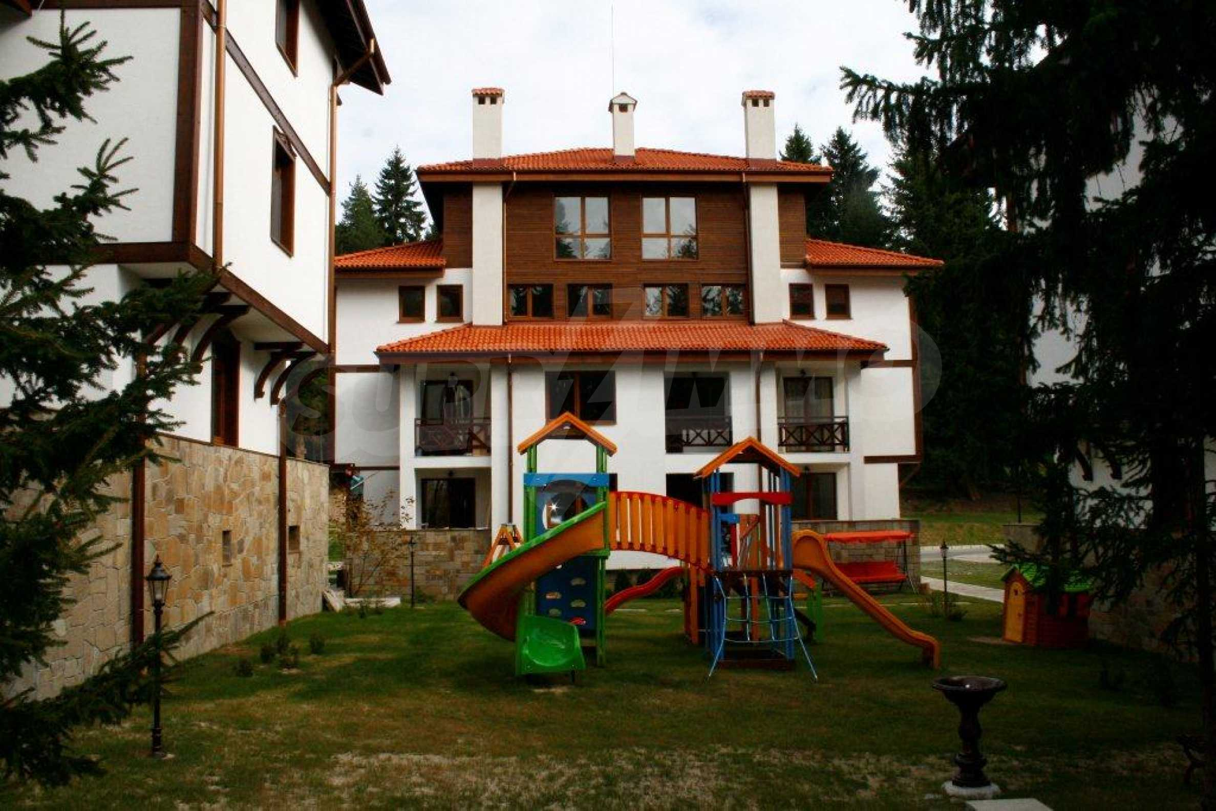 1-bedroom apartment in Pamporovo 28