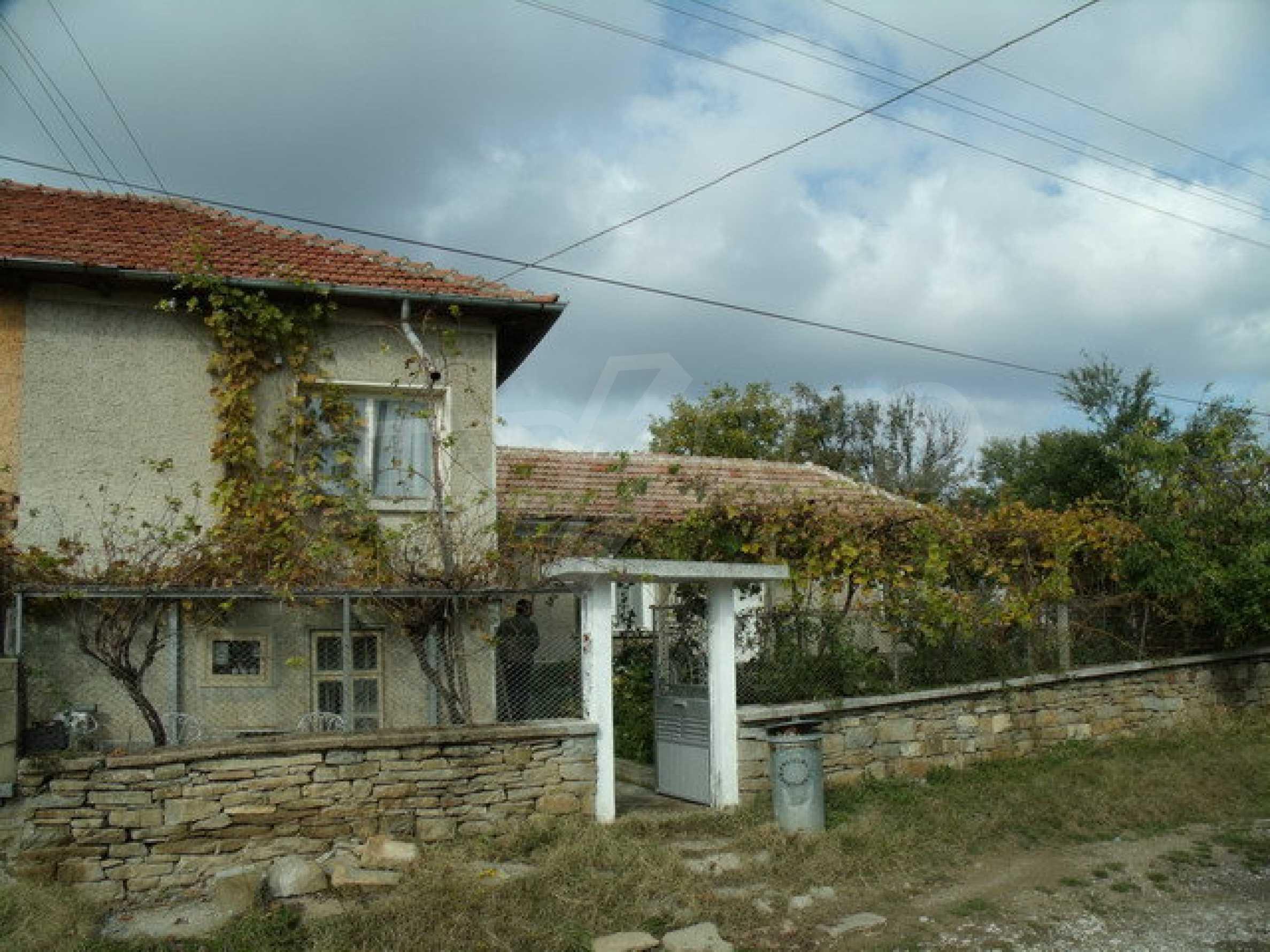Дом в 15 км от Велико Тырново