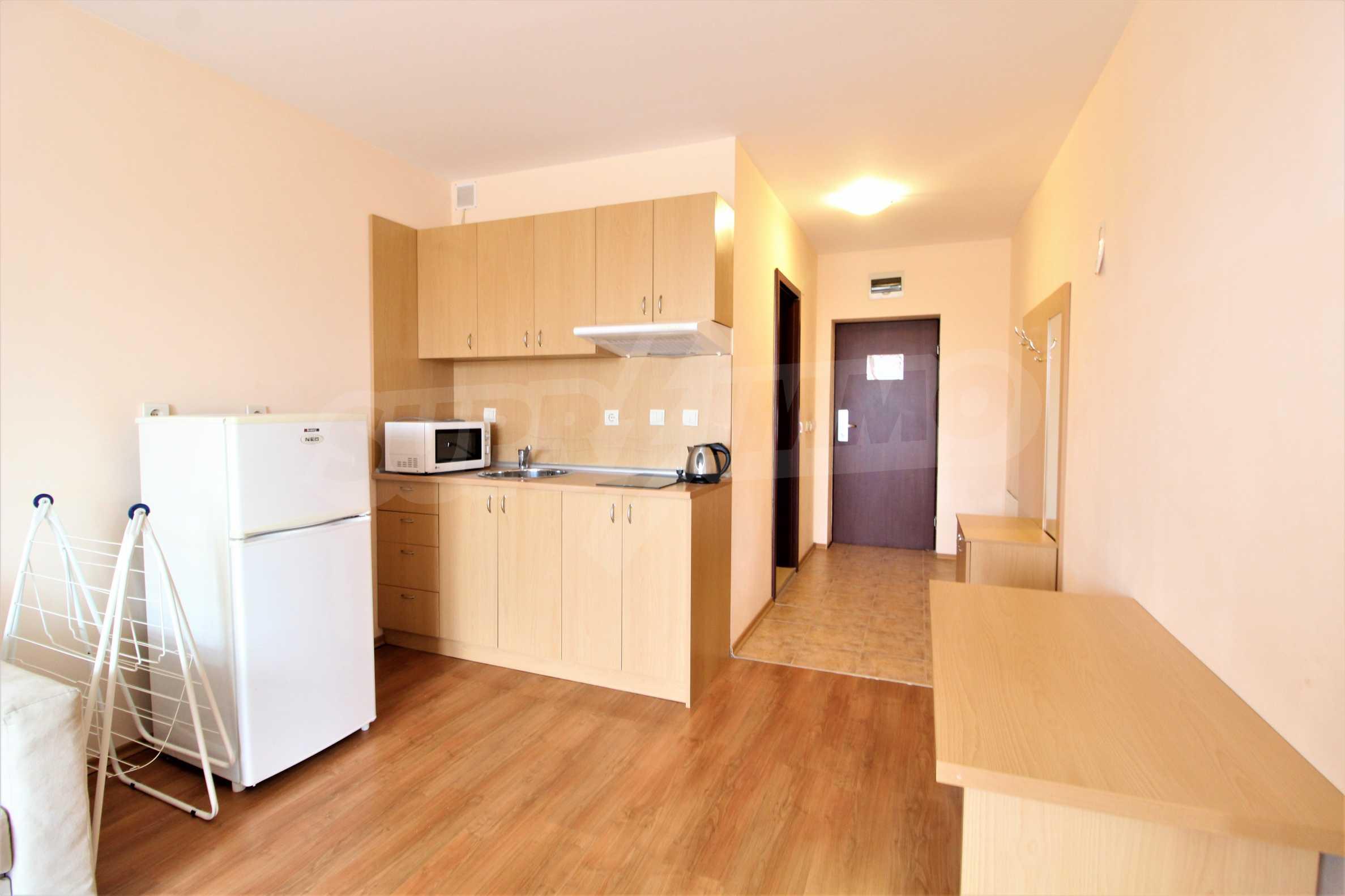 Двустаен апартамент в близост до ски лифта в Банско 2