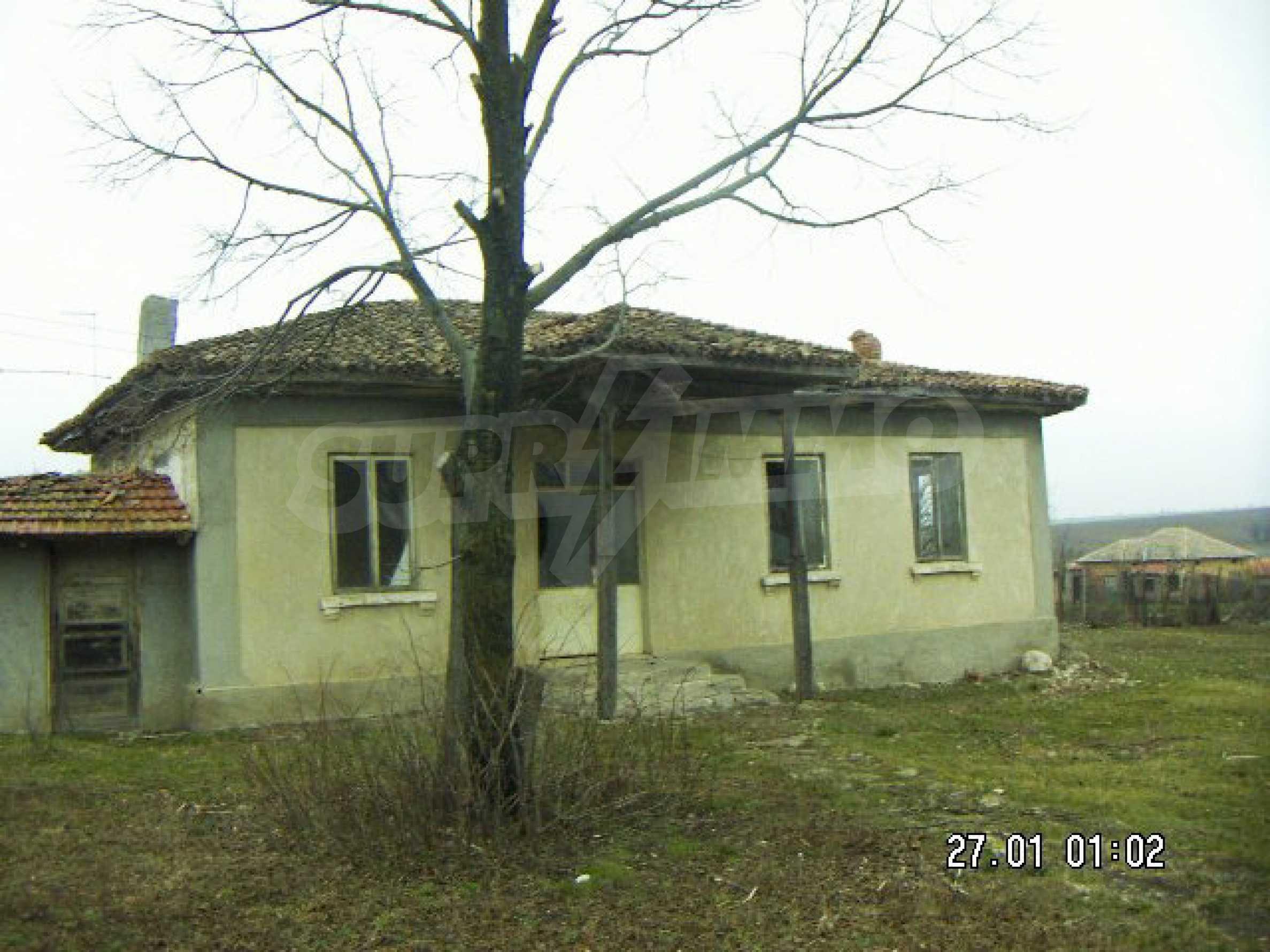 Stone-built house near Balchik