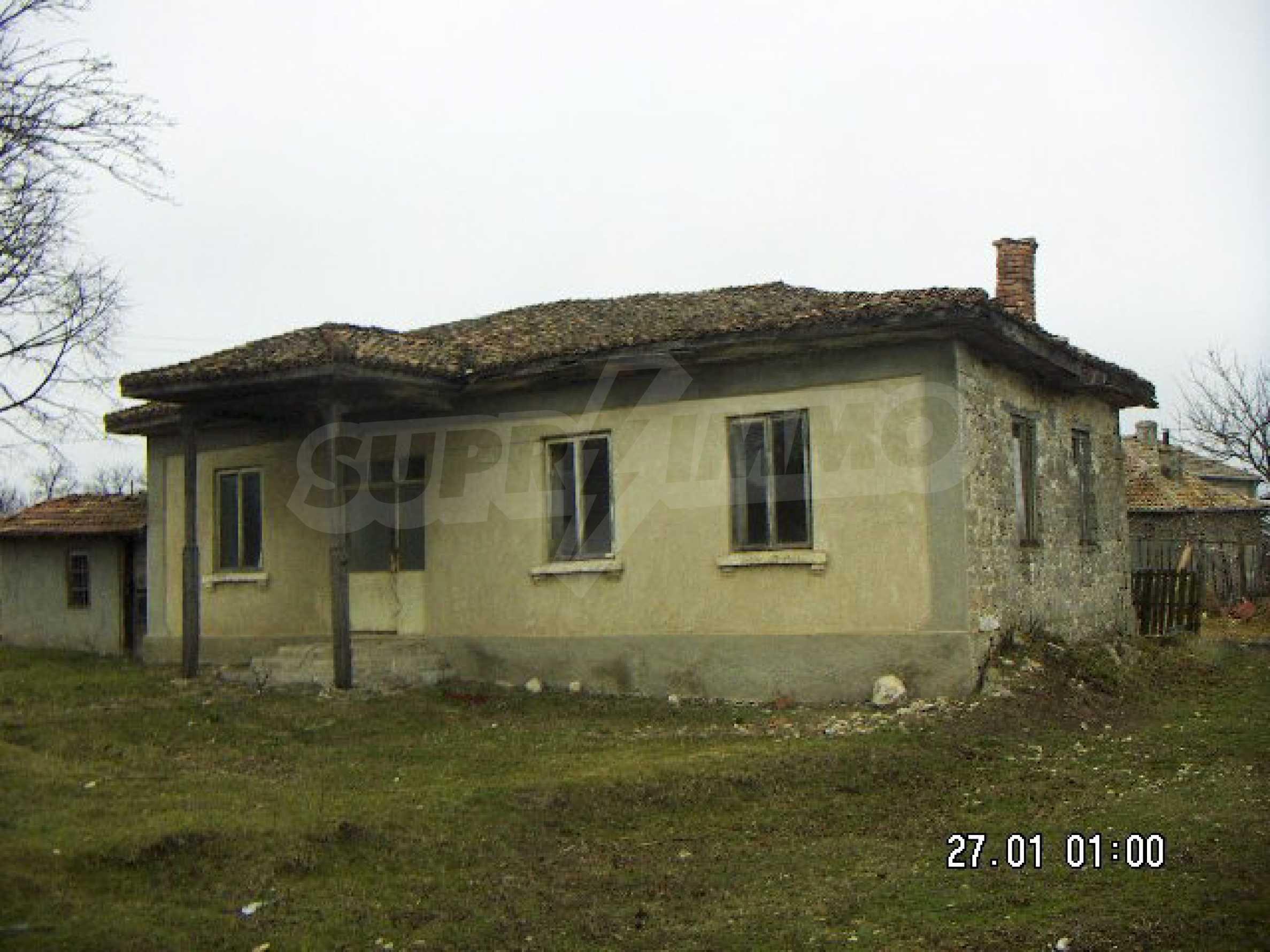 Stone-built house near Balchik 1