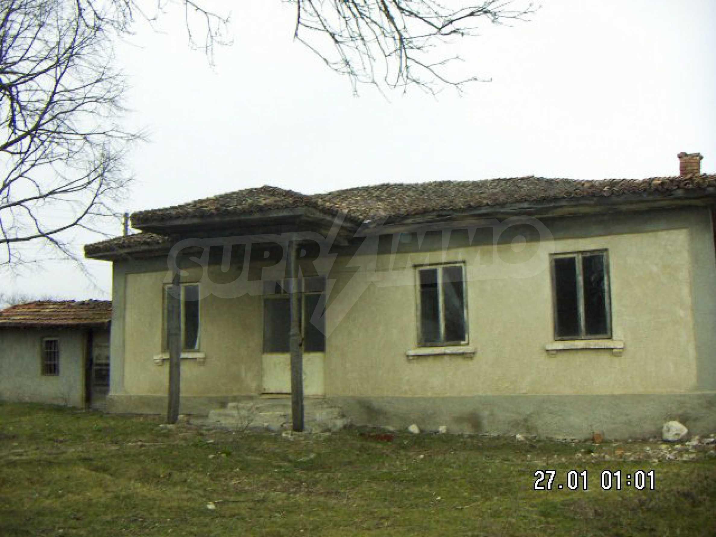 Stone-built house near Balchik 2