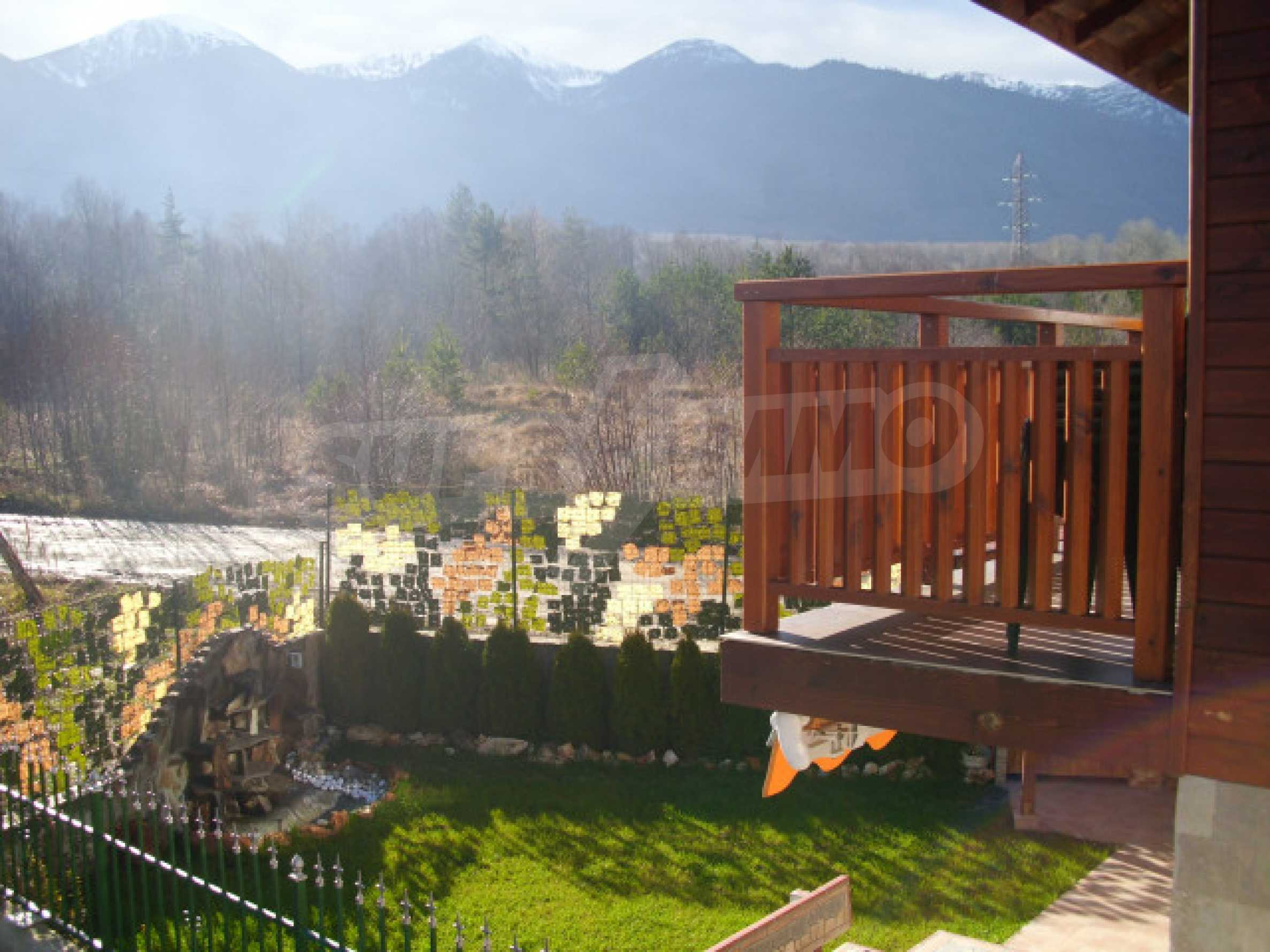 Chalet complex in an ecologically clean area 10