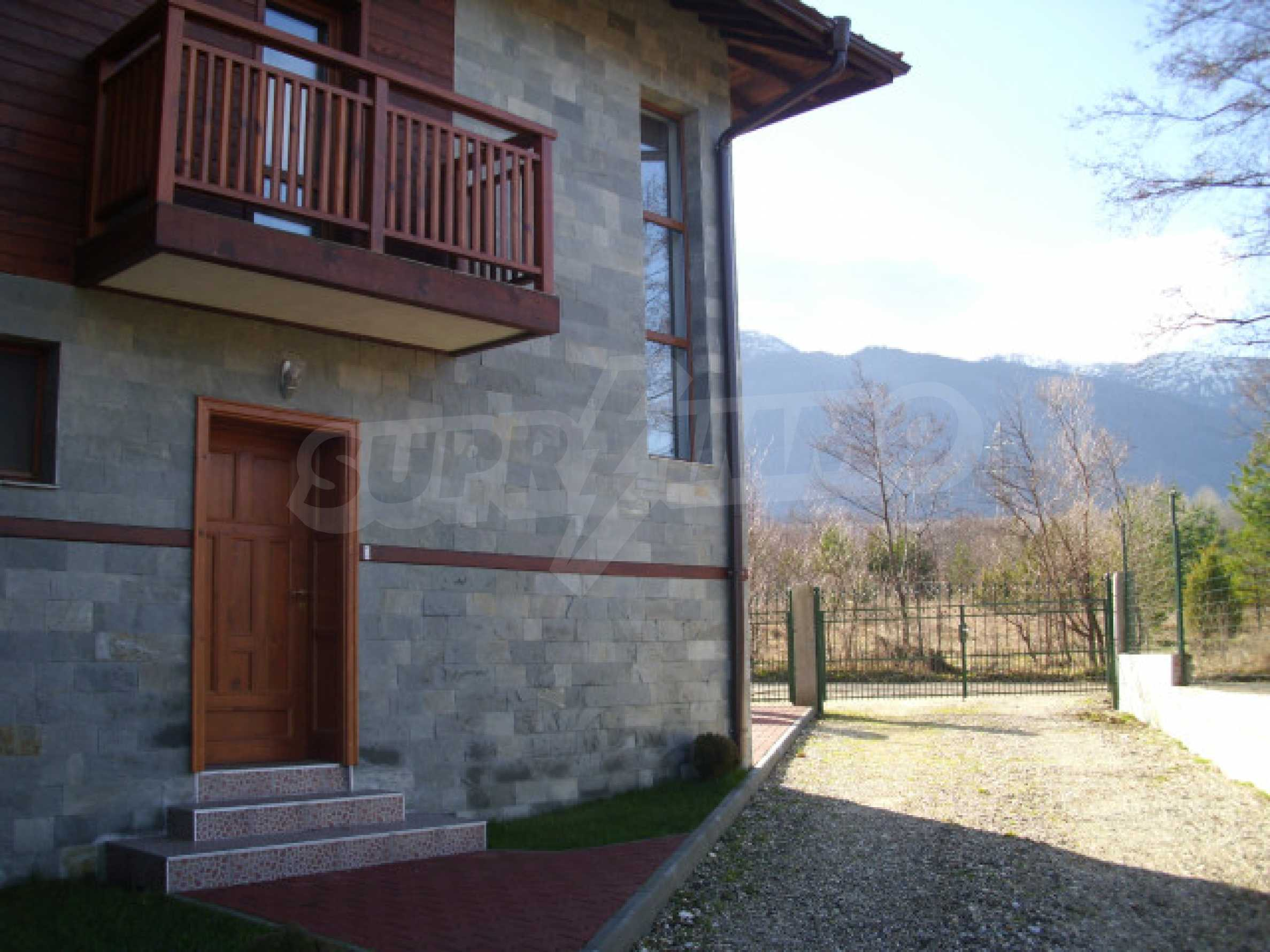 Chalet complex in an ecologically clean area 20